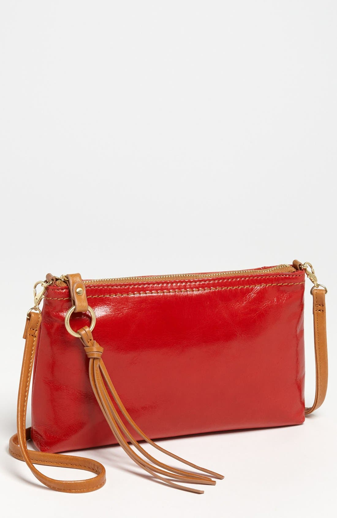 'Darcy' Leather Crossbody Bag,                             Main thumbnail 23, color,