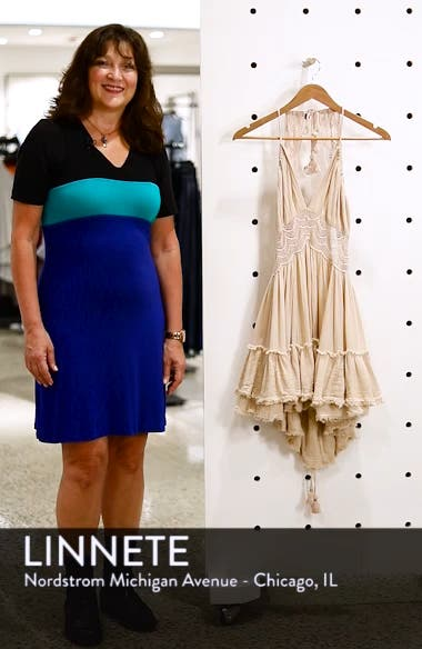 Endless Summer by Free People 200 Degree Minidress, sales video thumbnail