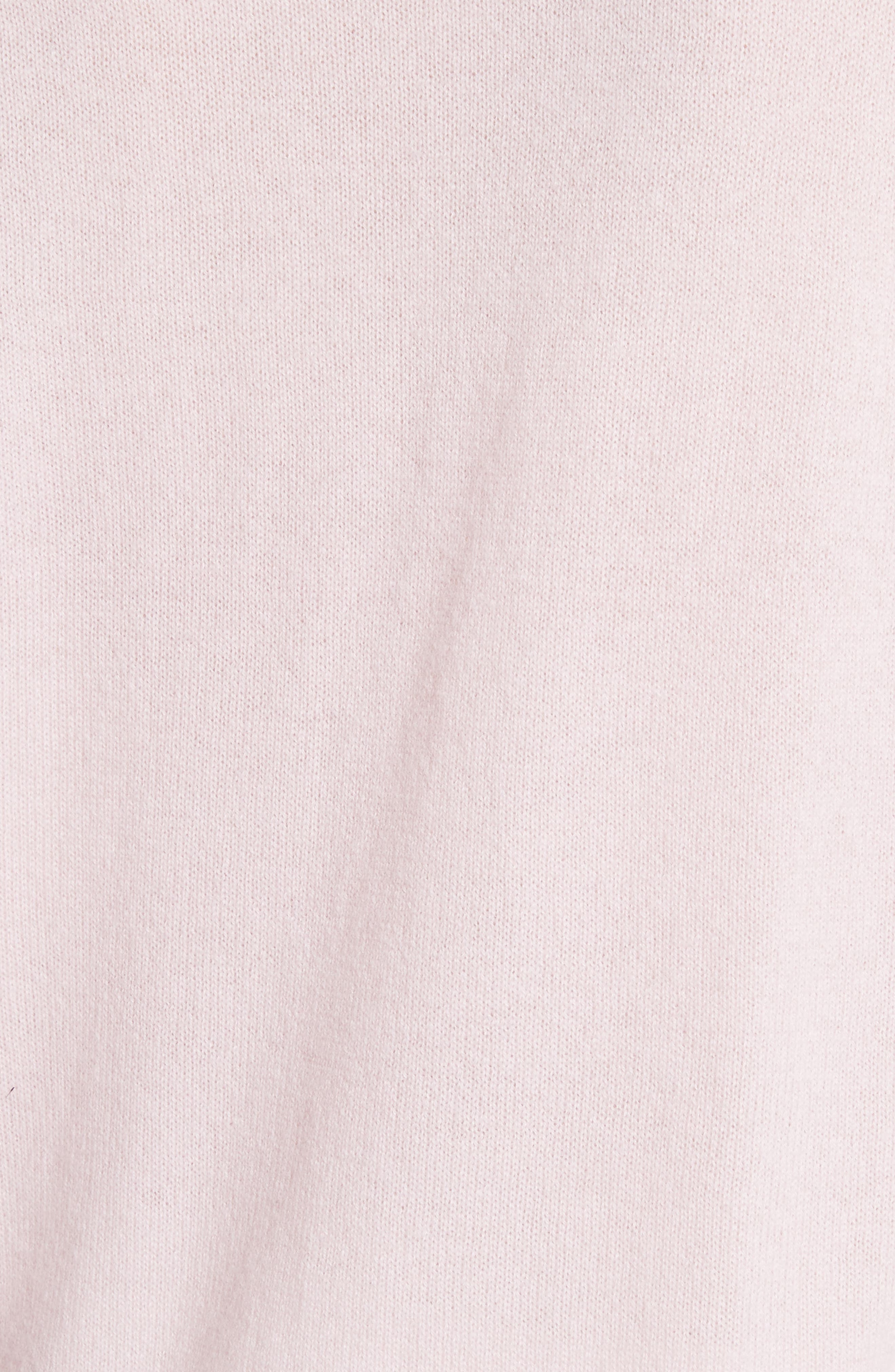 Bryce Oversize Cashmere Sweater,                             Alternate thumbnail 5, color,                             650