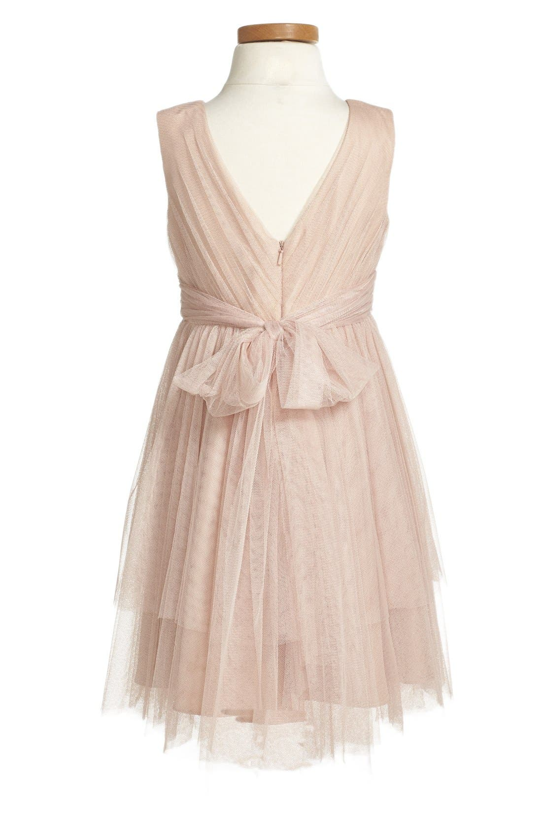 Etsy Tulle Dress,                             Alternate thumbnail 2, color,                             CAMEO PINK