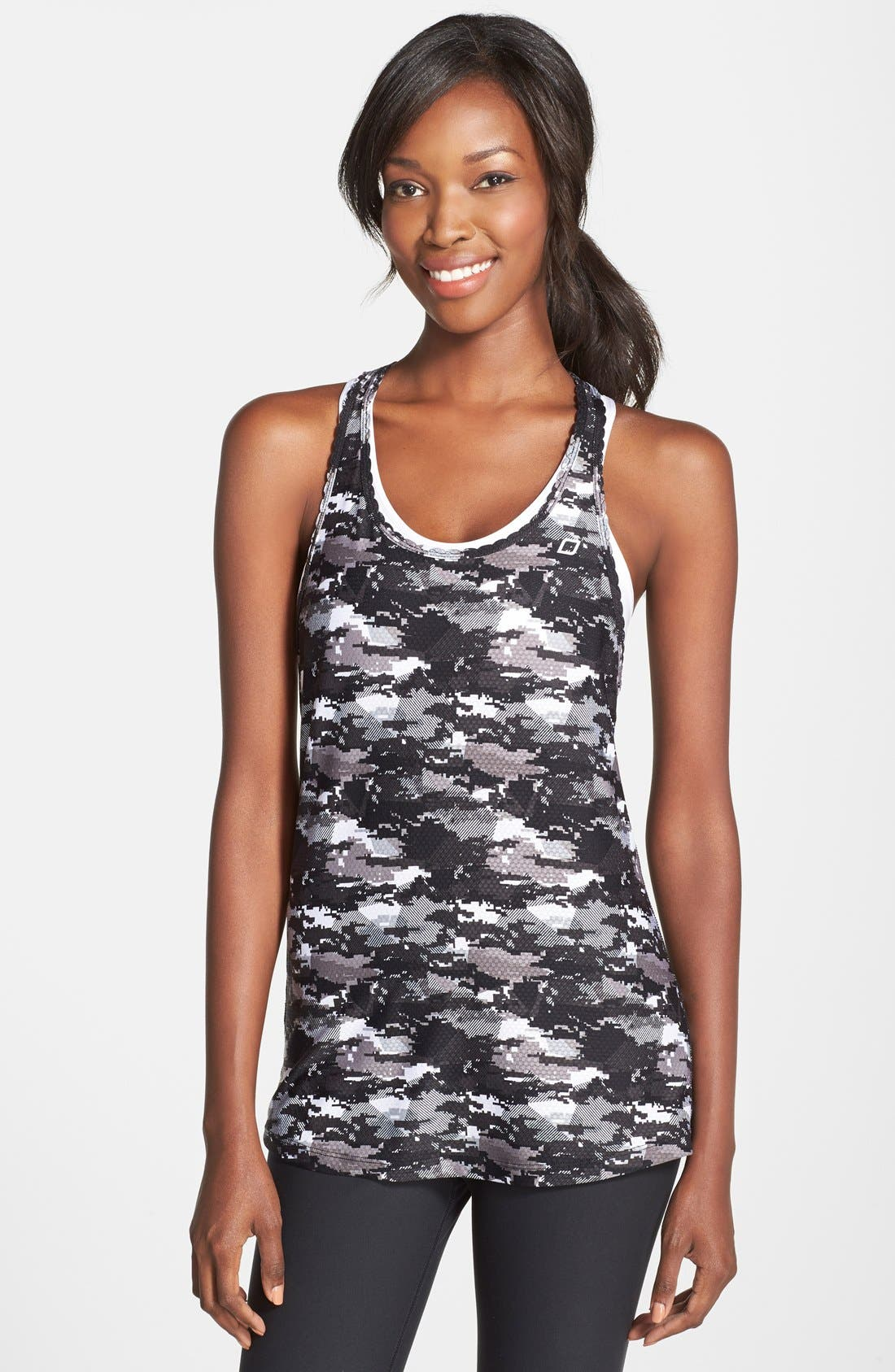'It All Starts with Believe' Gym Tank,                         Main,                         color, 001