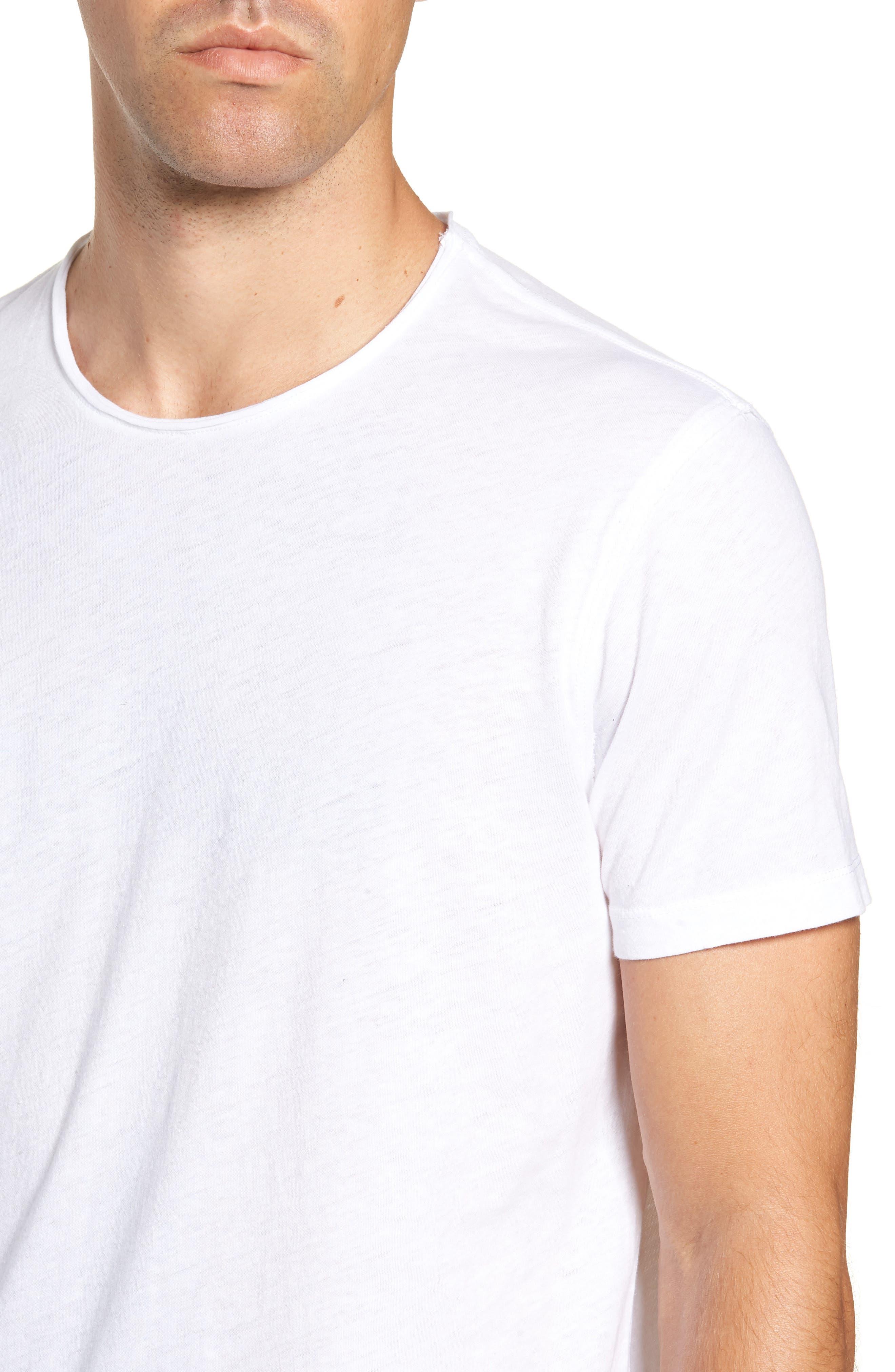 Slim Fit Crewneck T-Shirt,                             Alternate thumbnail 24, color,