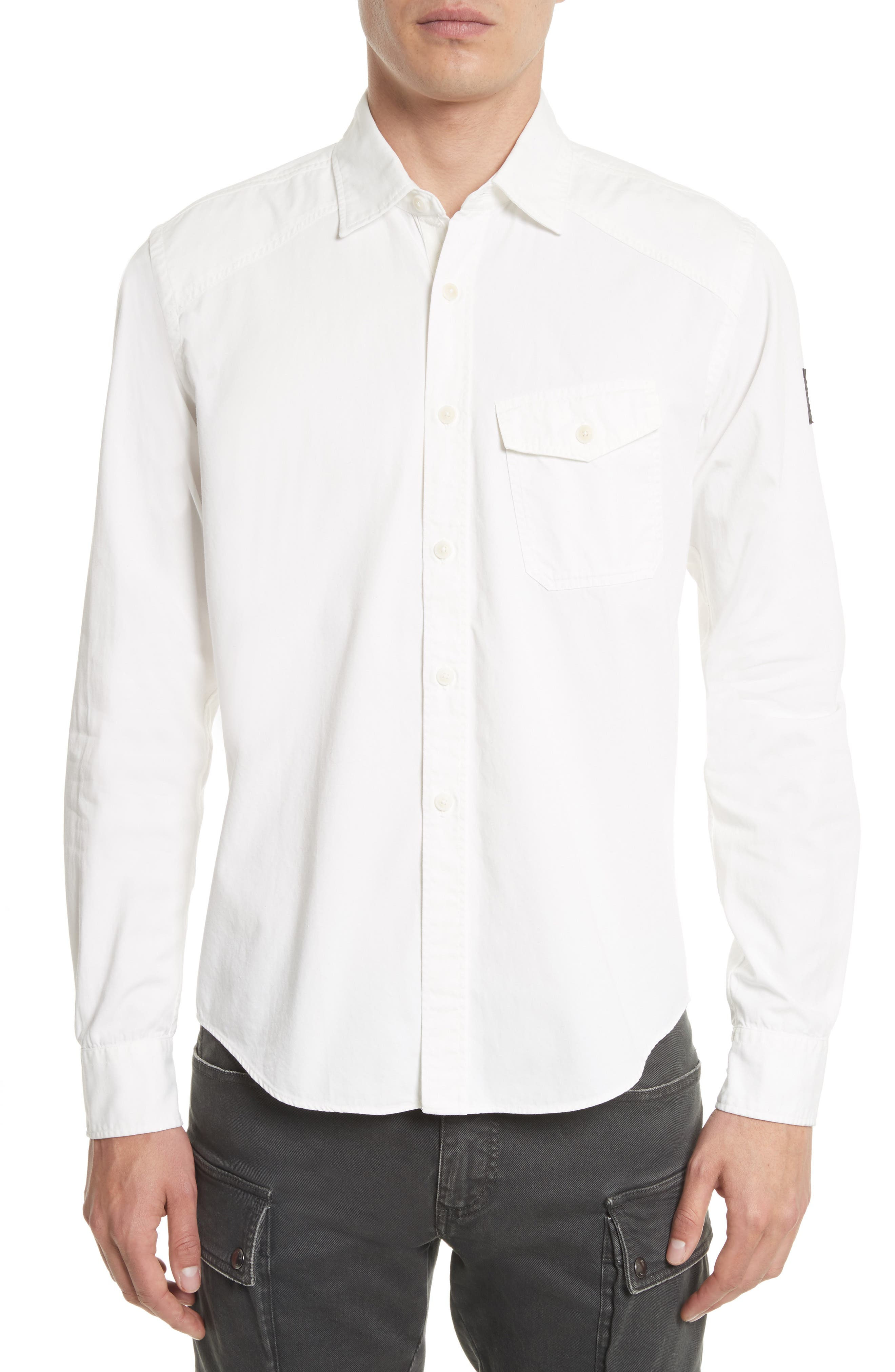 Steadway Extra Slim Fit Sport Shirt,                             Main thumbnail 2, color,