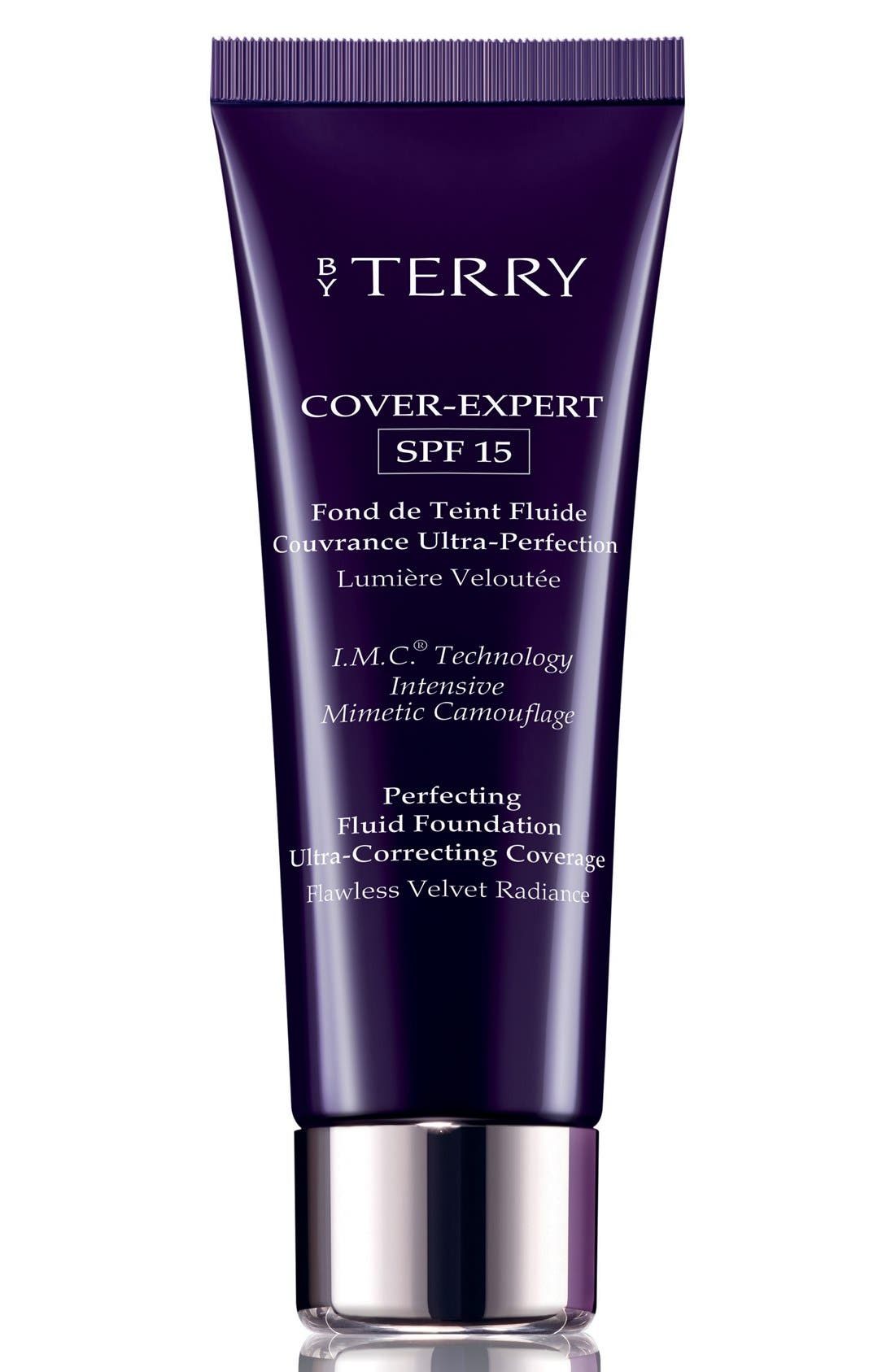 SPACE.NK.apothecary By Terry Cover-Expert Perfecting Fluid Foundation SPF 15,                             Main thumbnail 1, color,                             250
