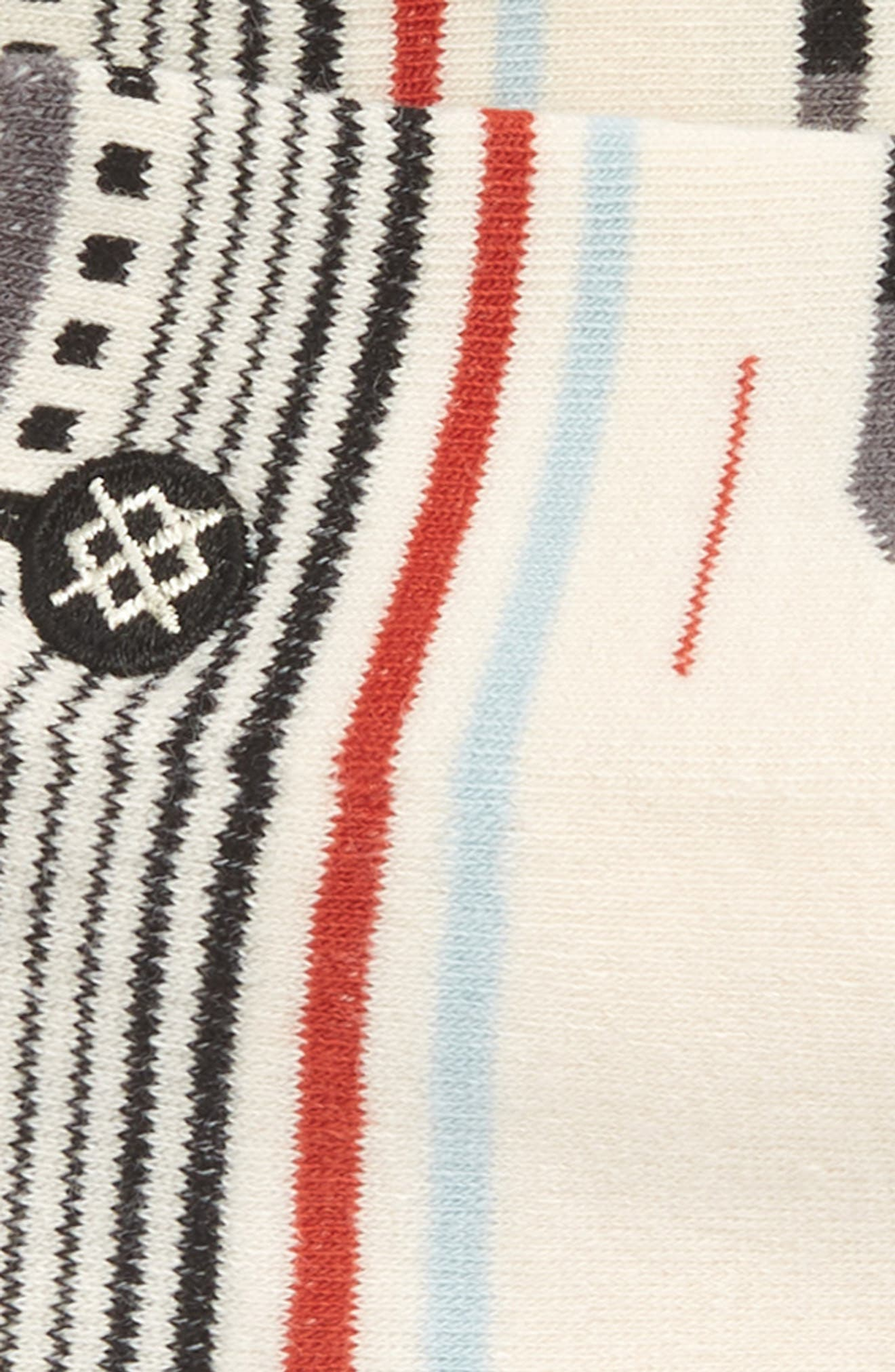 Cruz No-Show Socks,                             Alternate thumbnail 2, color,                             640