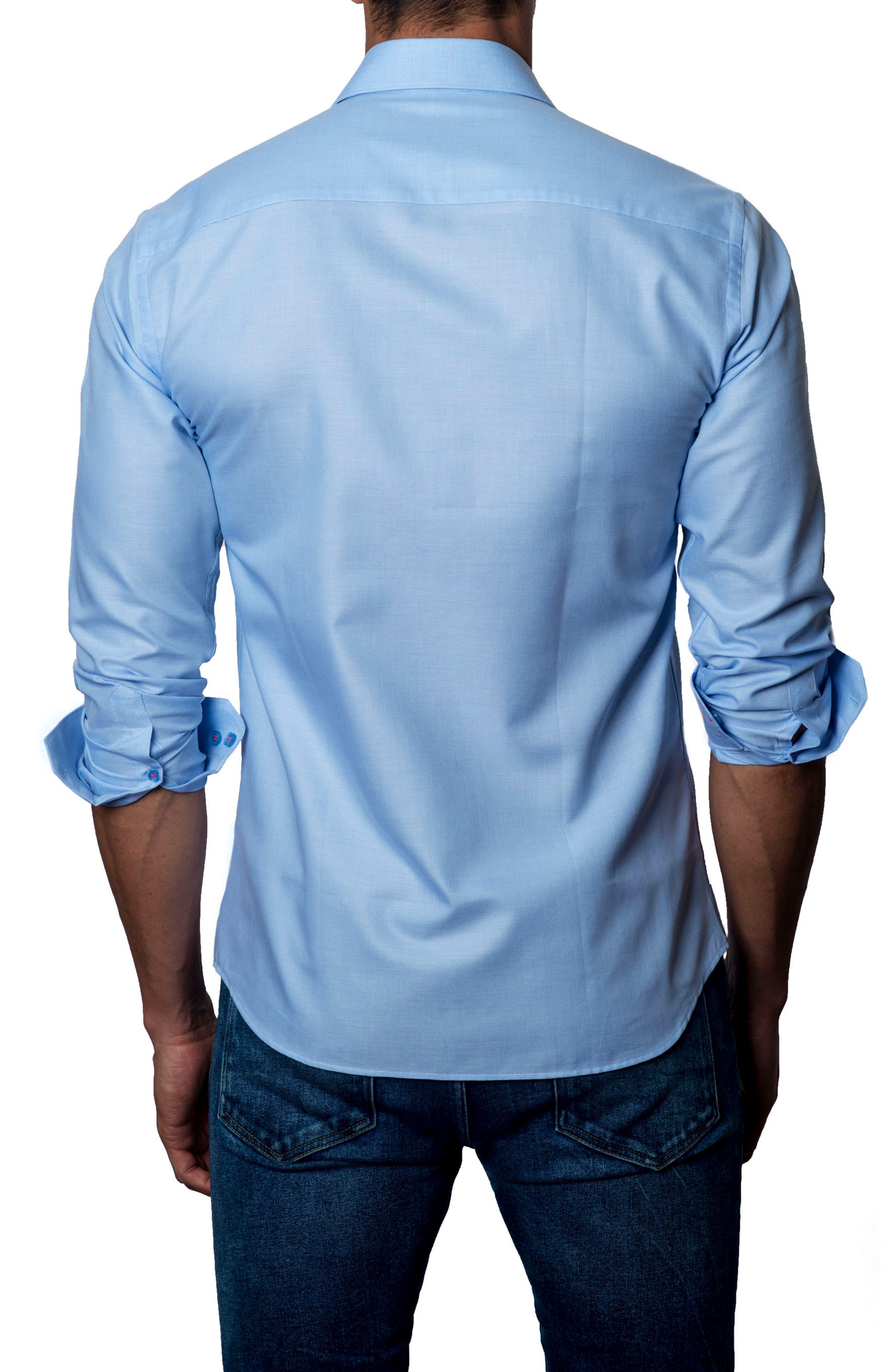 Sport Shirt,                             Alternate thumbnail 2, color,                             457