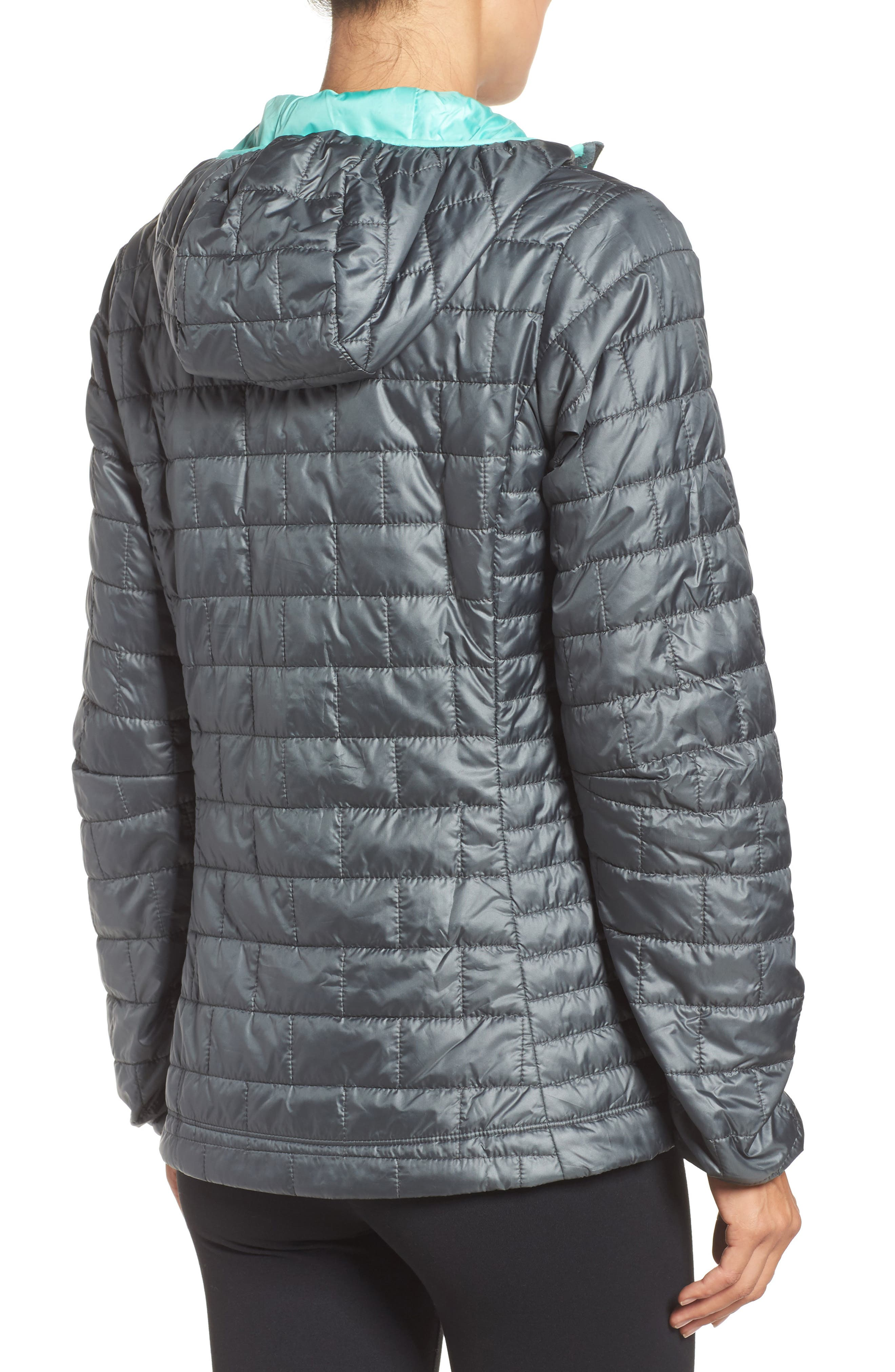Nano Puff<sup>®</sup> Bivy Water Resistant Jacket,                             Alternate thumbnail 15, color,