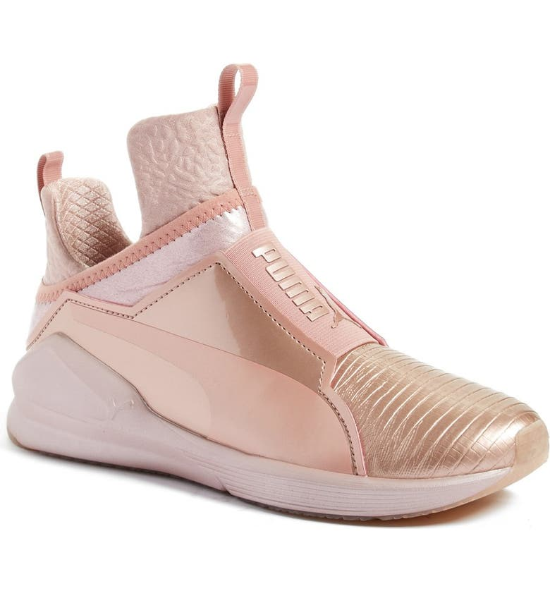 PUMA Fierce Metallic High Top Sneaker (Women)  2213bd298