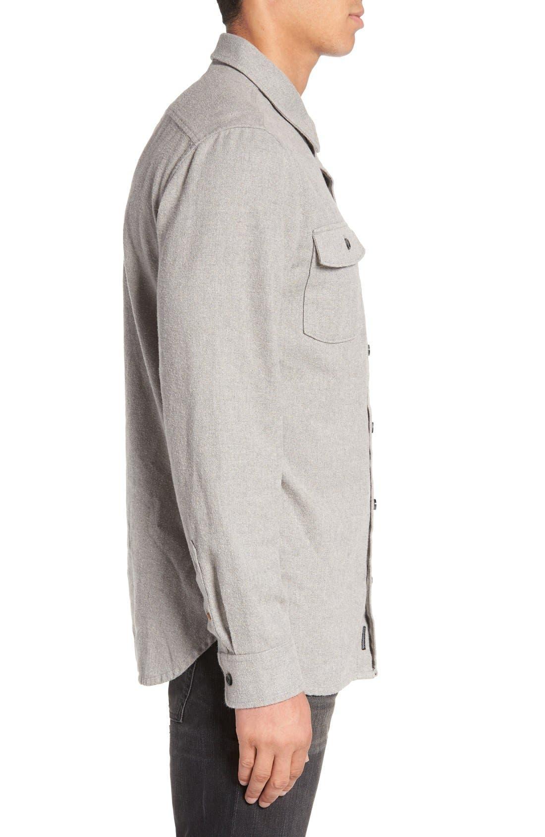 'Amazing' Flannel Shirt,                             Alternate thumbnail 2, color,                             050