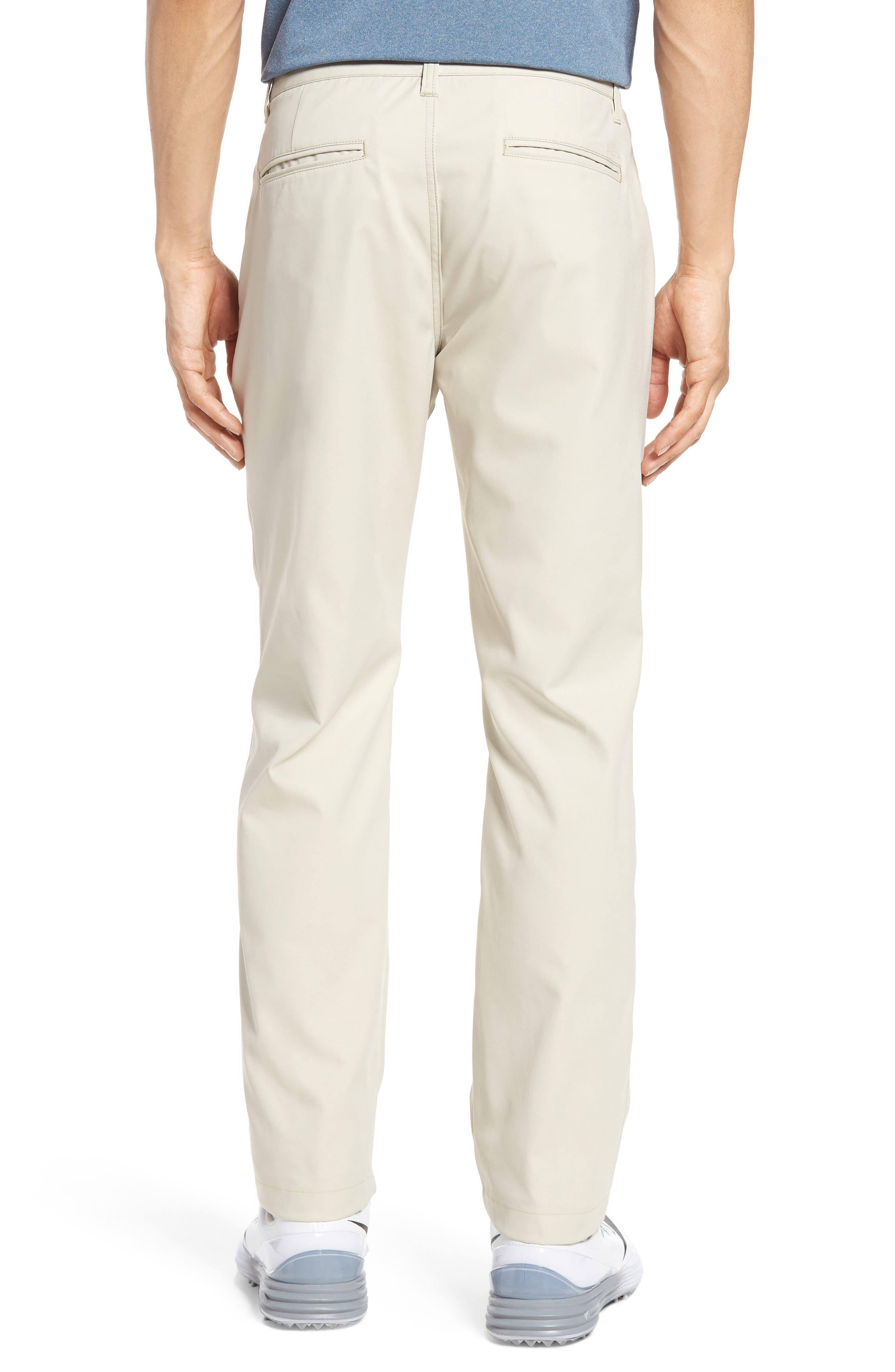 Highland Slim Fit Golf Pants,                             Alternate thumbnail 2, color,                             STONE