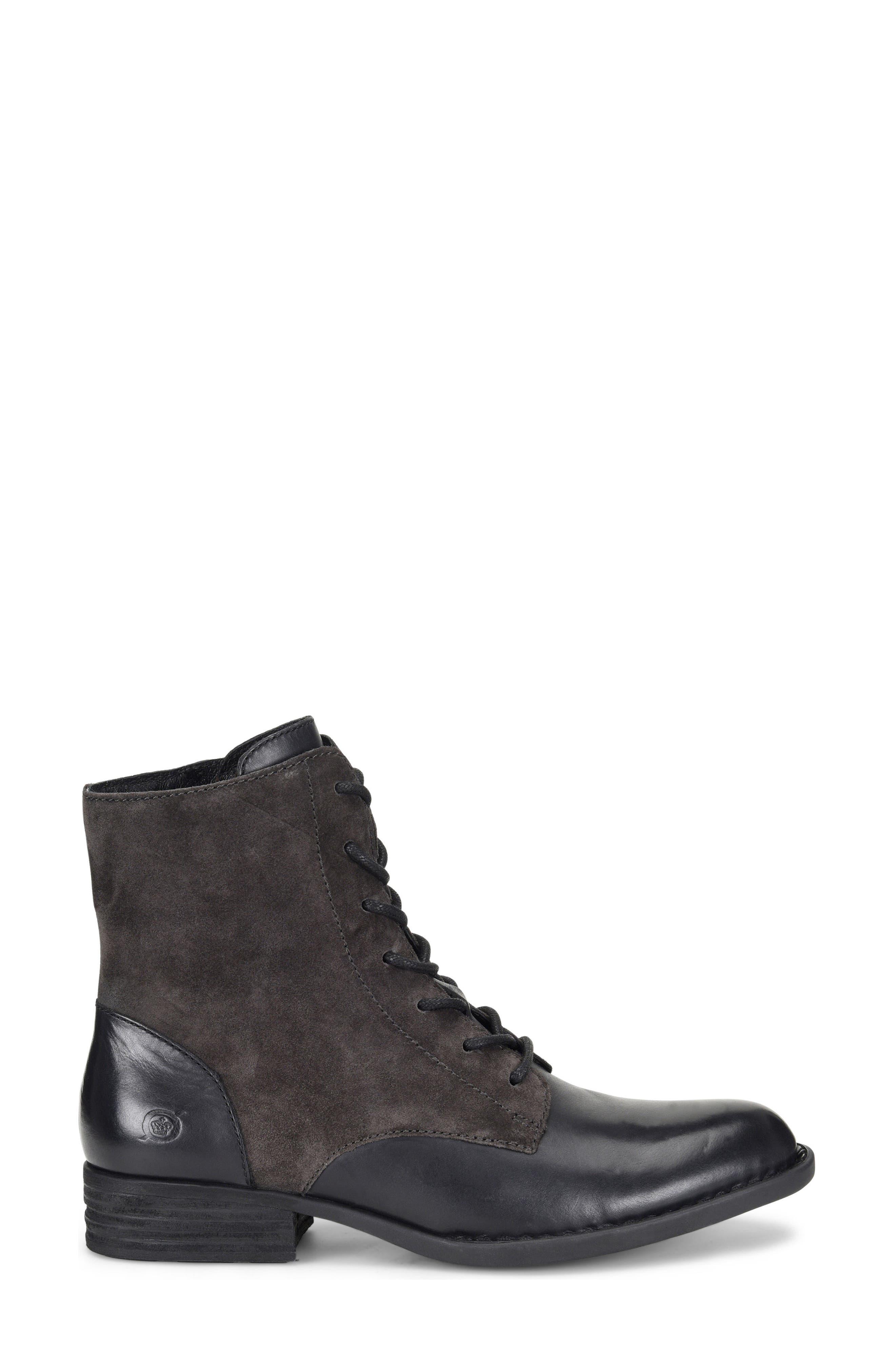 Clements Lace-Up Boot,                             Alternate thumbnail 9, color,