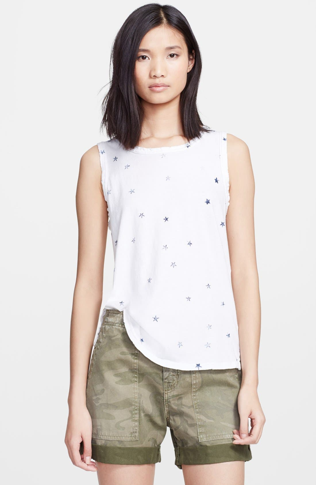 'The Muscle Tee' Tank,                         Main,                         color,