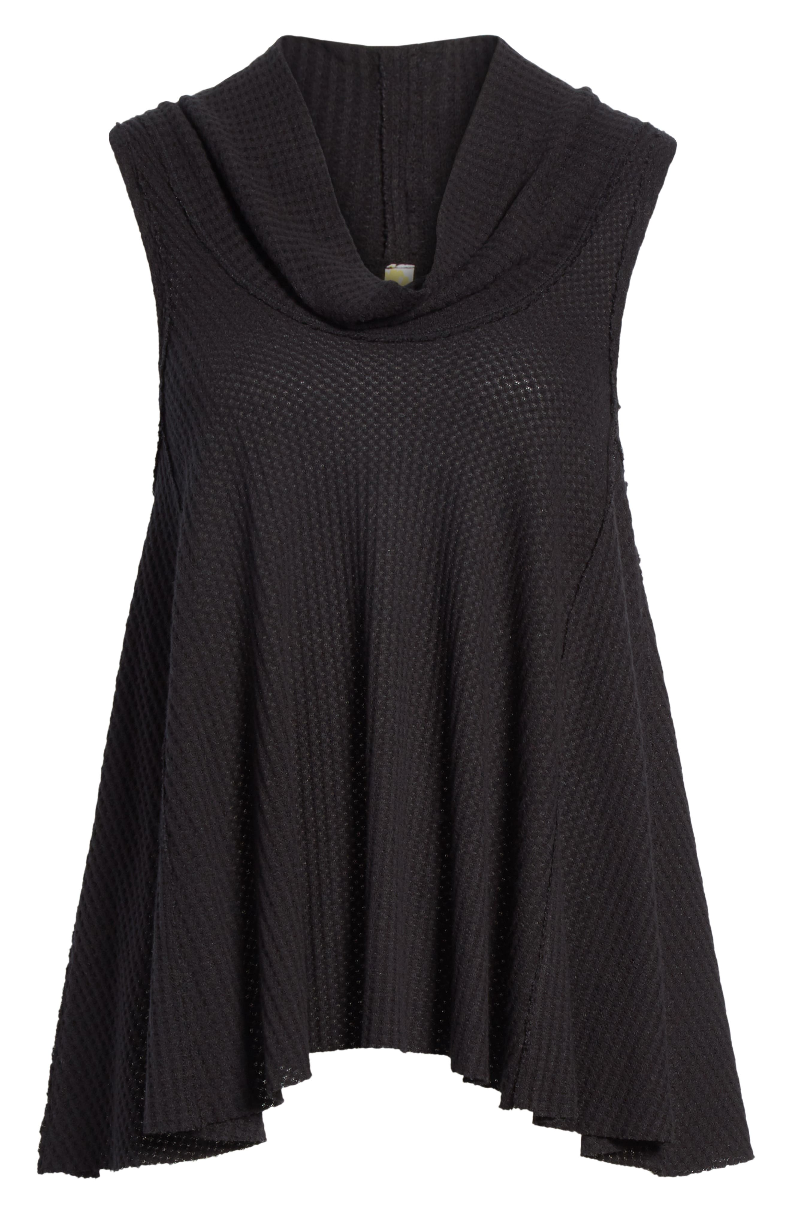 We the Free by Free People Swing It Cowl Tank,                             Alternate thumbnail 21, color,
