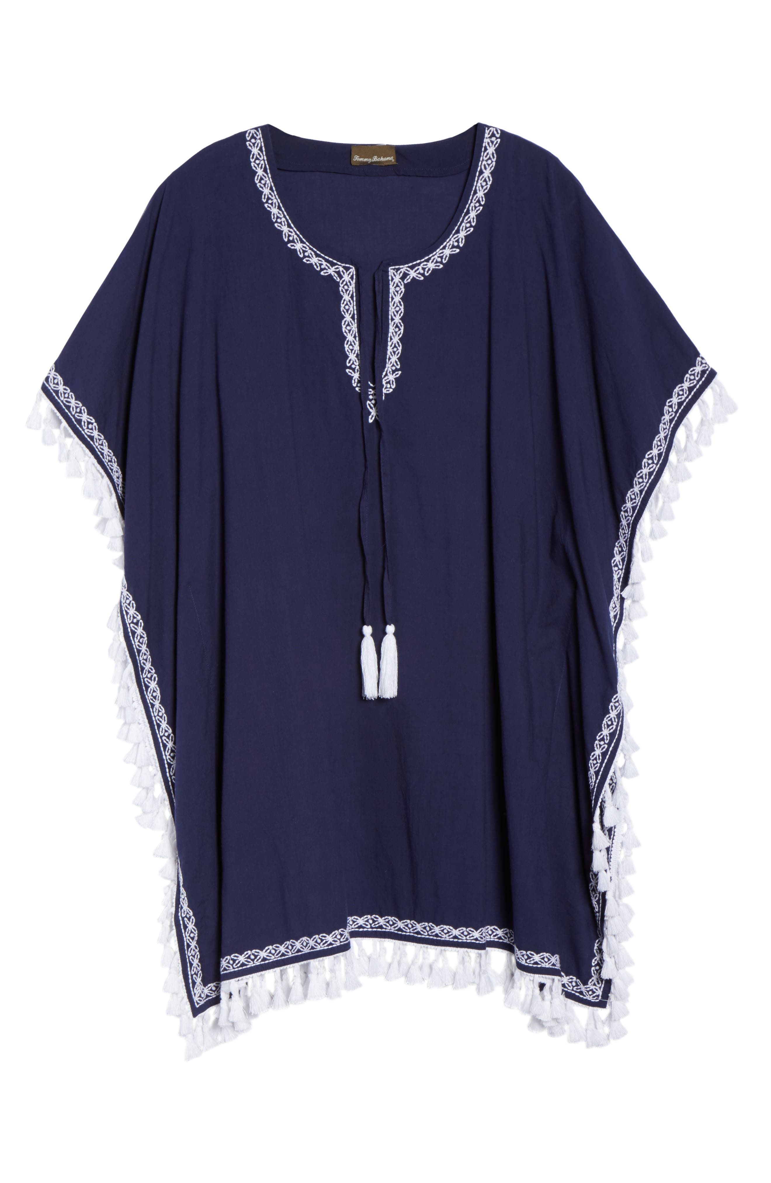 Voile Cover-Up Tunic,                             Alternate thumbnail 6, color,                             400