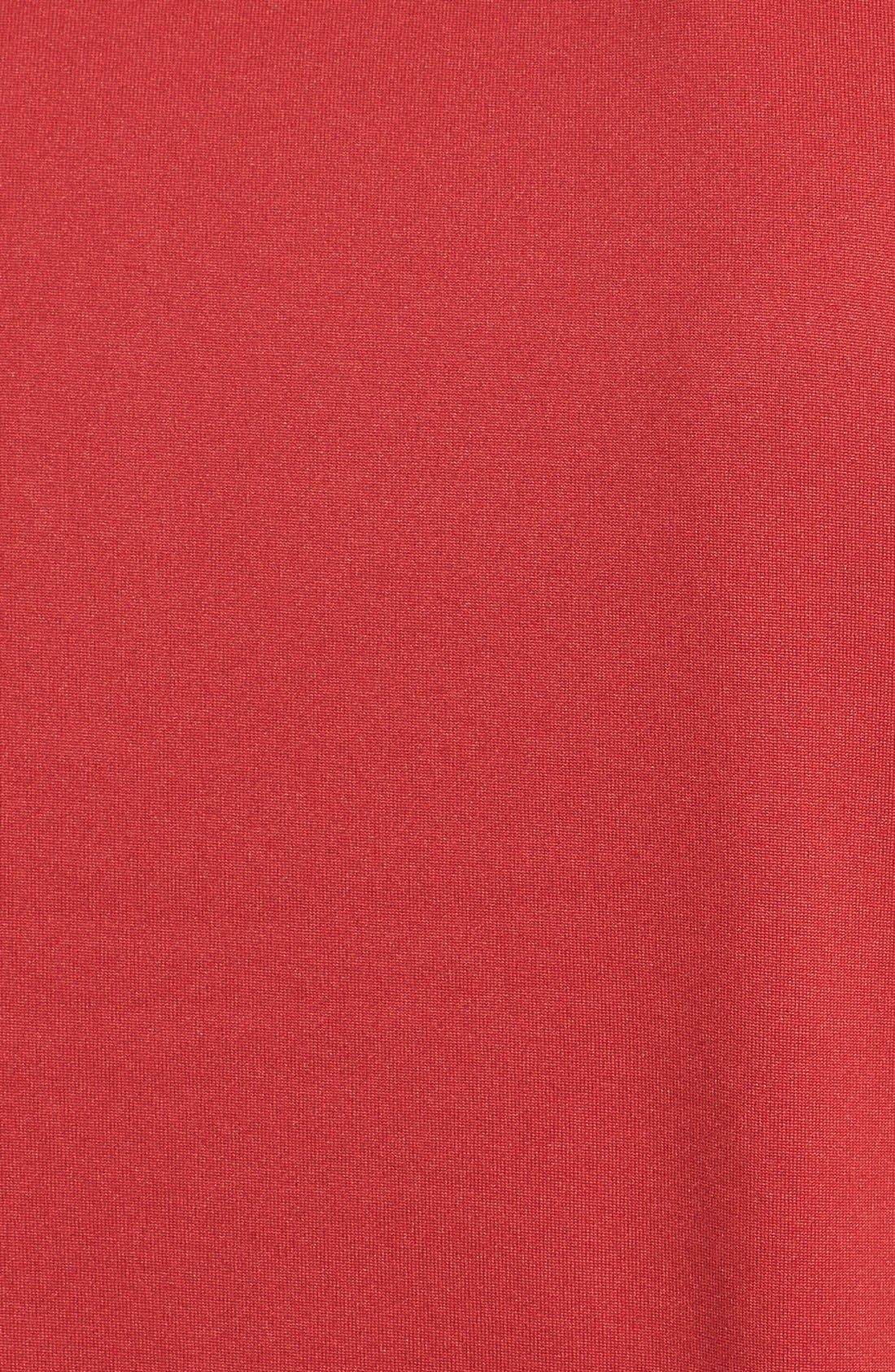 'Willows' Colorblock DryTec Polo,                             Alternate thumbnail 2, color,                             CARDINAL RED/ ONYX
