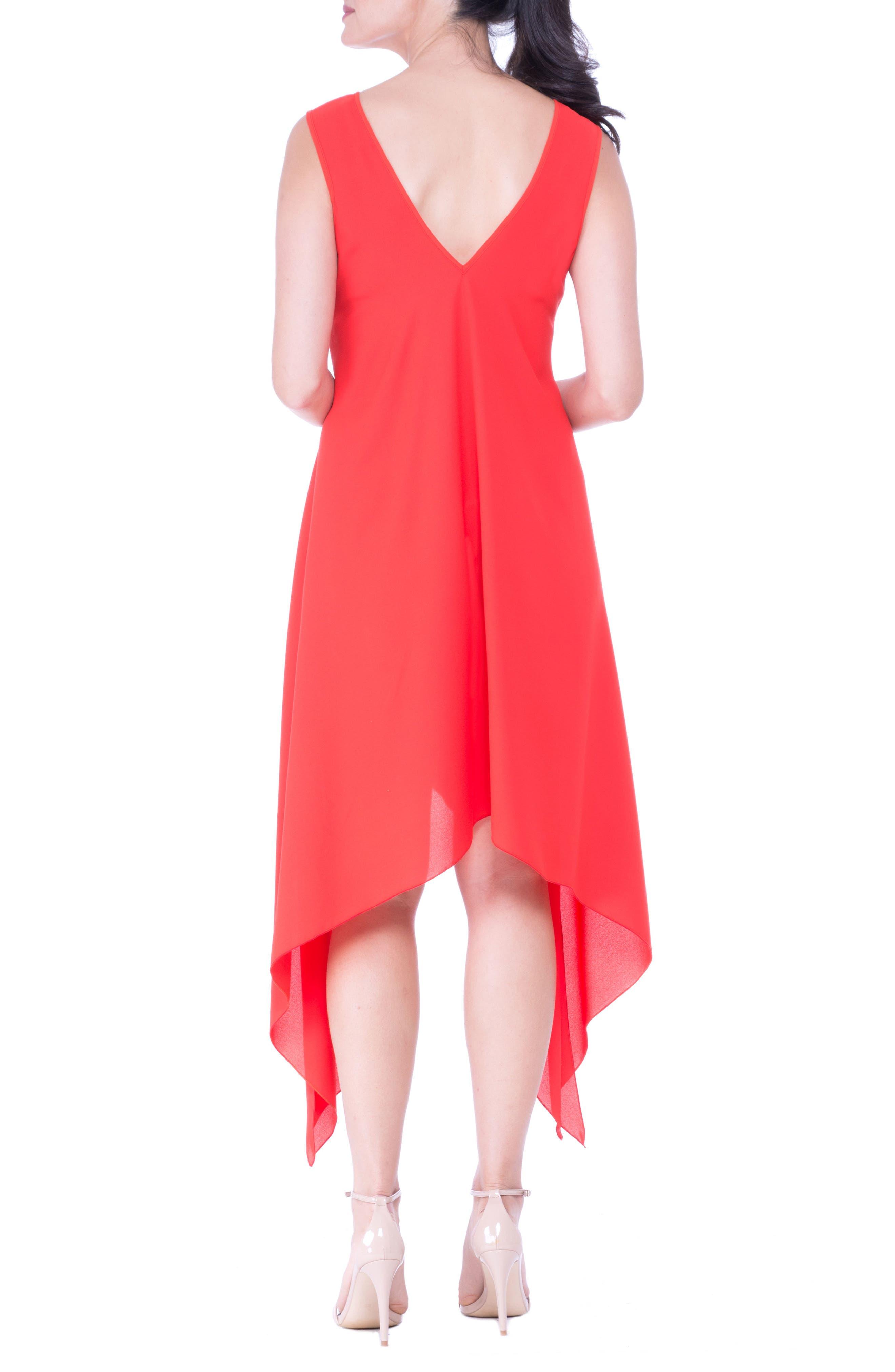 Handkerchief Hem Maternity Dress,                             Alternate thumbnail 2, color,                             607