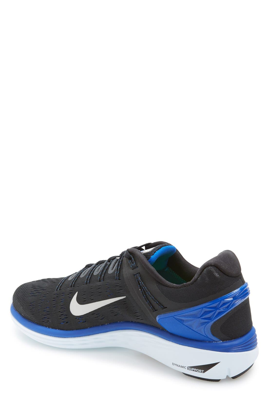 NIKE,                             'LunarEclipse 5' Running Shoe,                             Alternate thumbnail 4, color,                             004