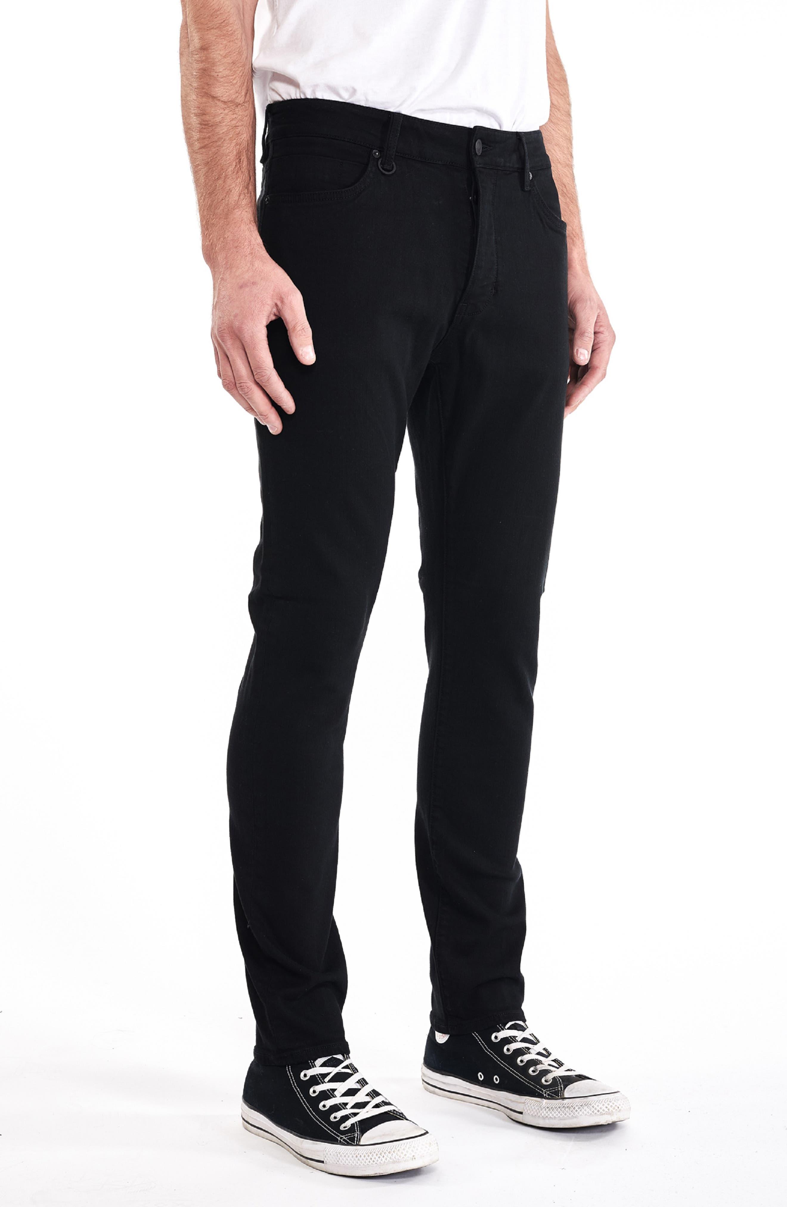 Ray Slim Fit Jeans,                             Alternate thumbnail 3, color,                             DEBASER