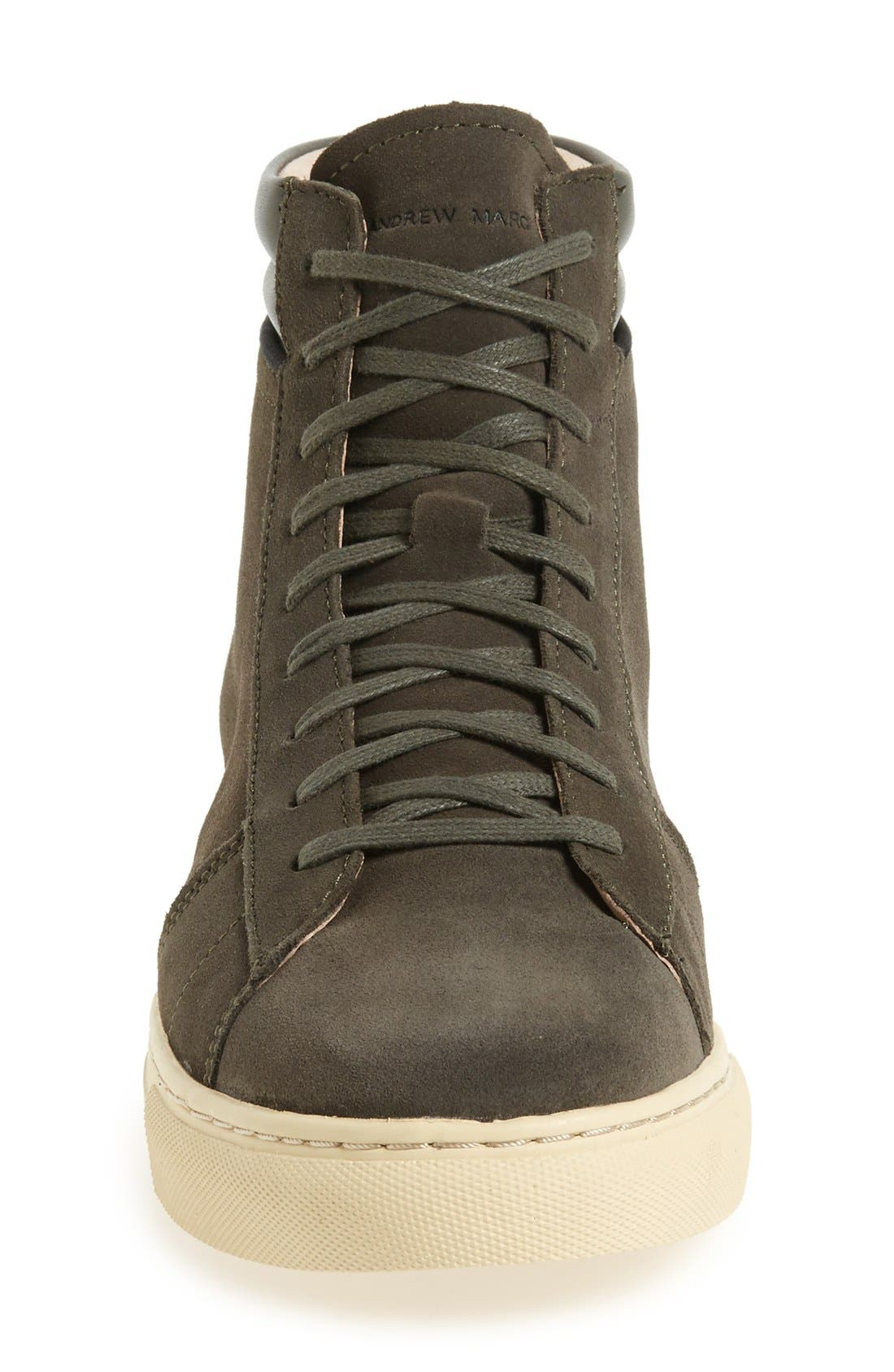 'Remsen' High Top Sneaker,                             Alternate thumbnail 3, color,                             038