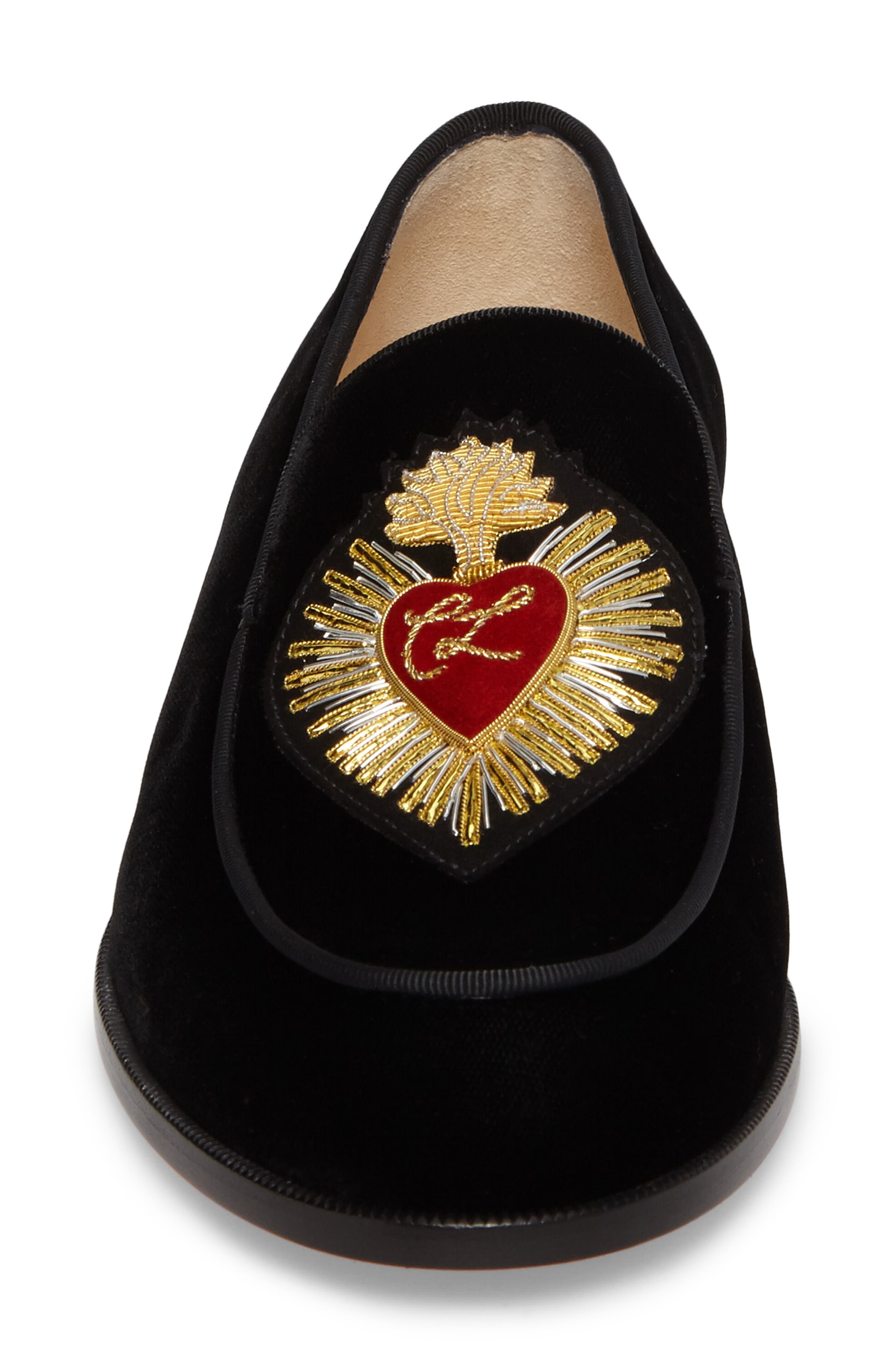 Perou Corazon Loafer,                             Alternate thumbnail 5, color,                             001