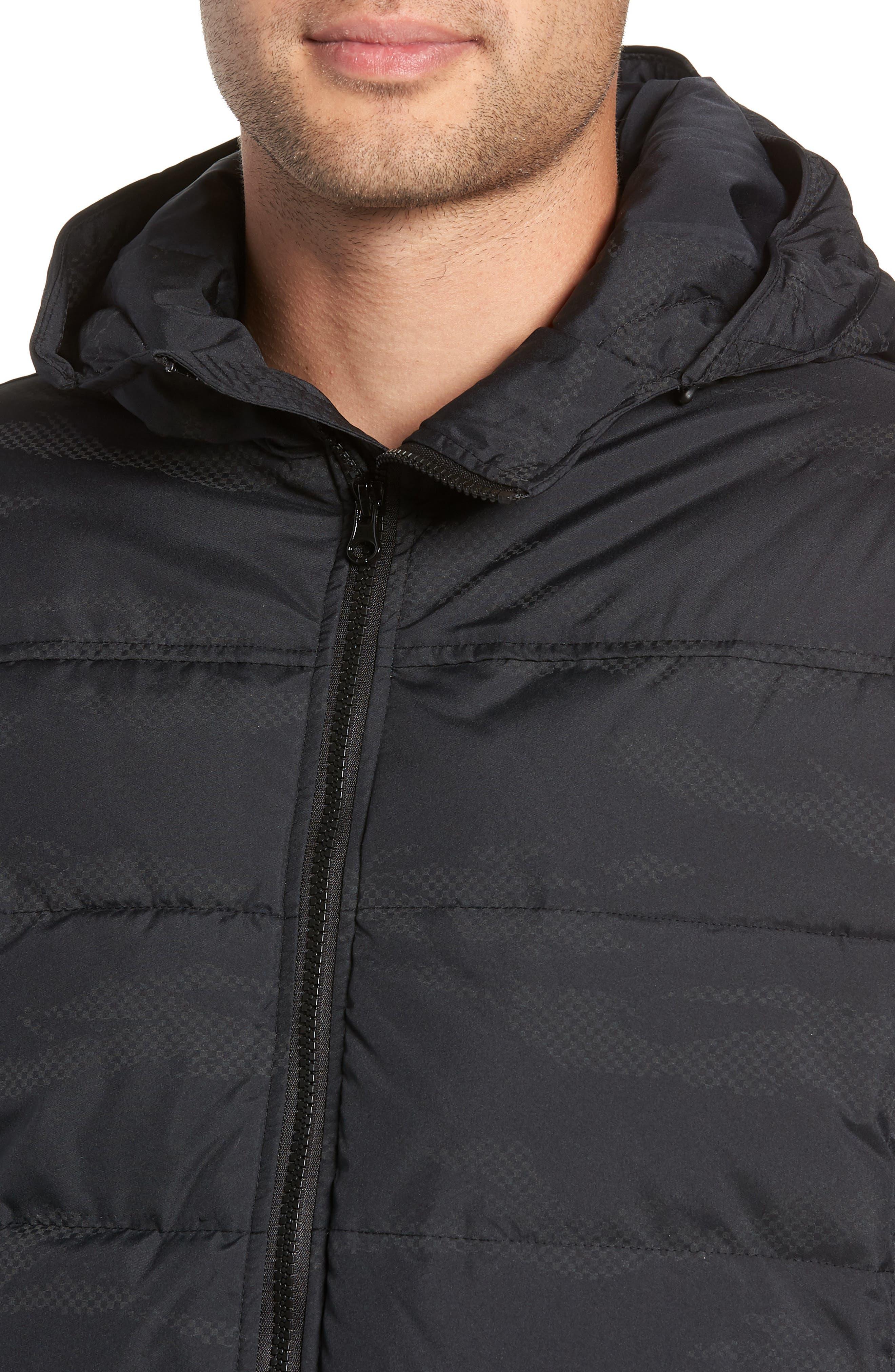 Woodcrest MTE Jacket,                             Alternate thumbnail 4, color,                             BLACK REFLECTIVE