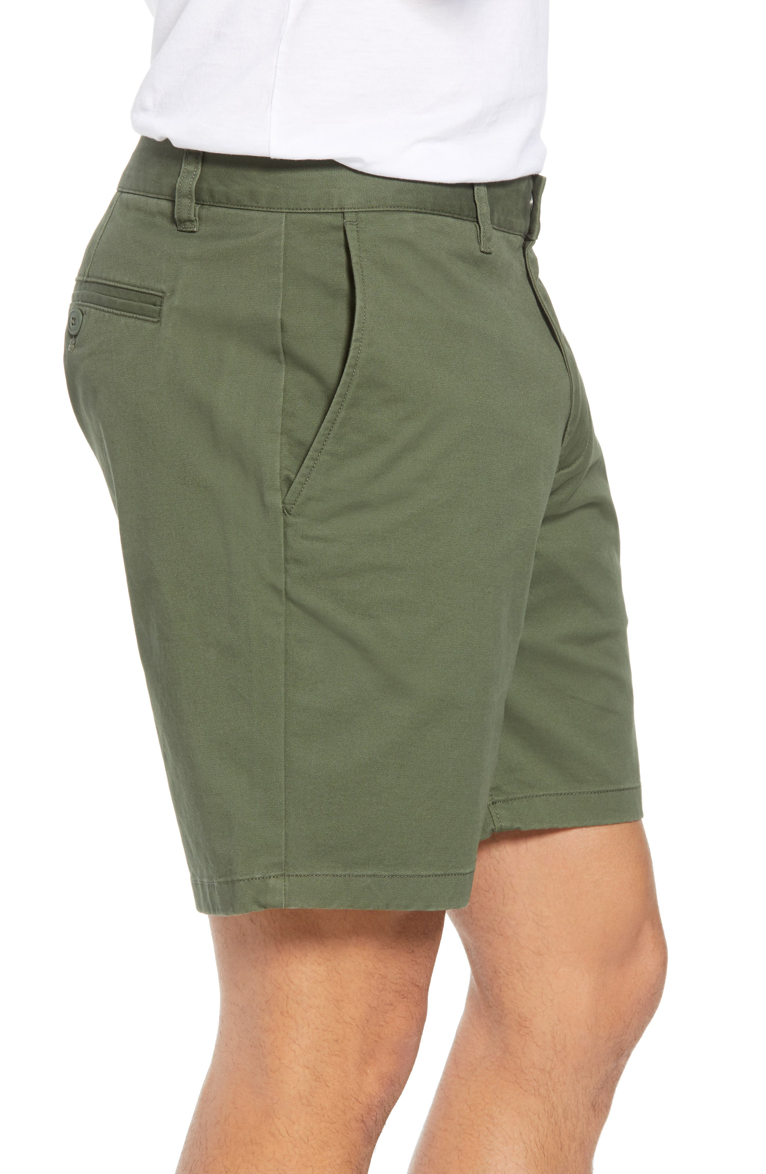 Stretch Washed Chino 7-Inch Shorts,                             Alternate thumbnail 51, color,