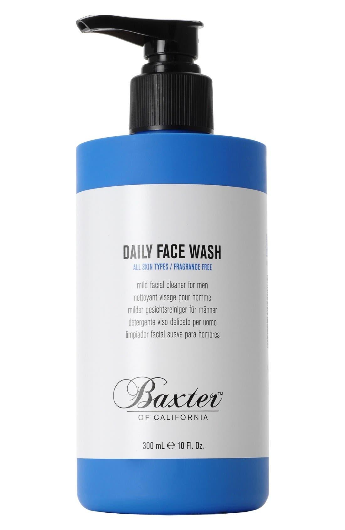 Daily Face Wash,                         Main,                         color, NO COLOR
