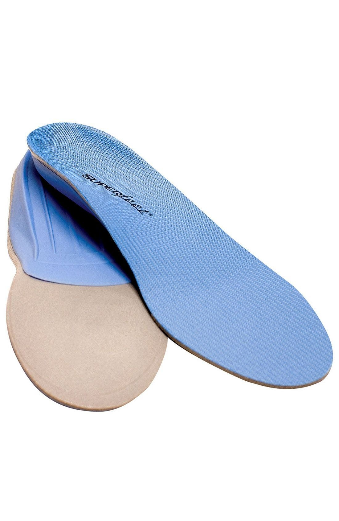 'Active Blue' Insoles,                             Main thumbnail 1, color,                             BLU