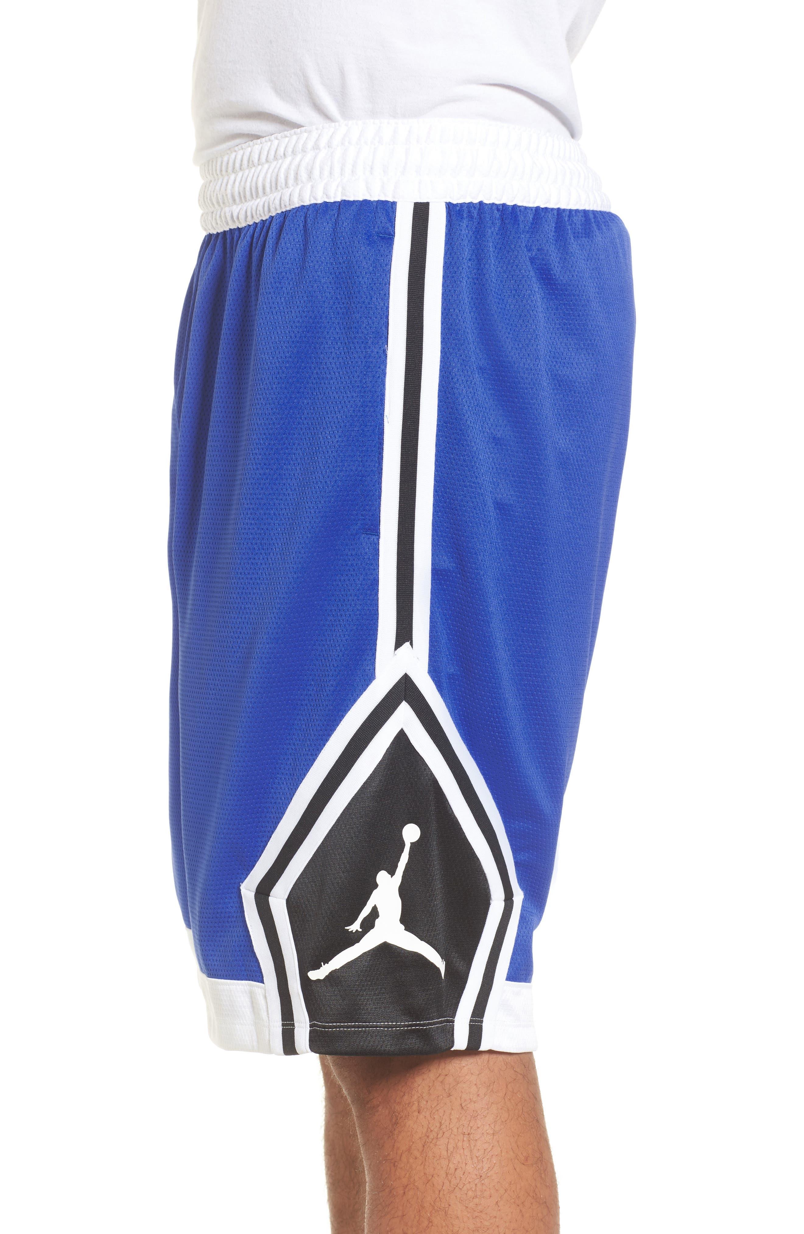Sportswear Rise Diamond Shorts,                             Alternate thumbnail 17, color,