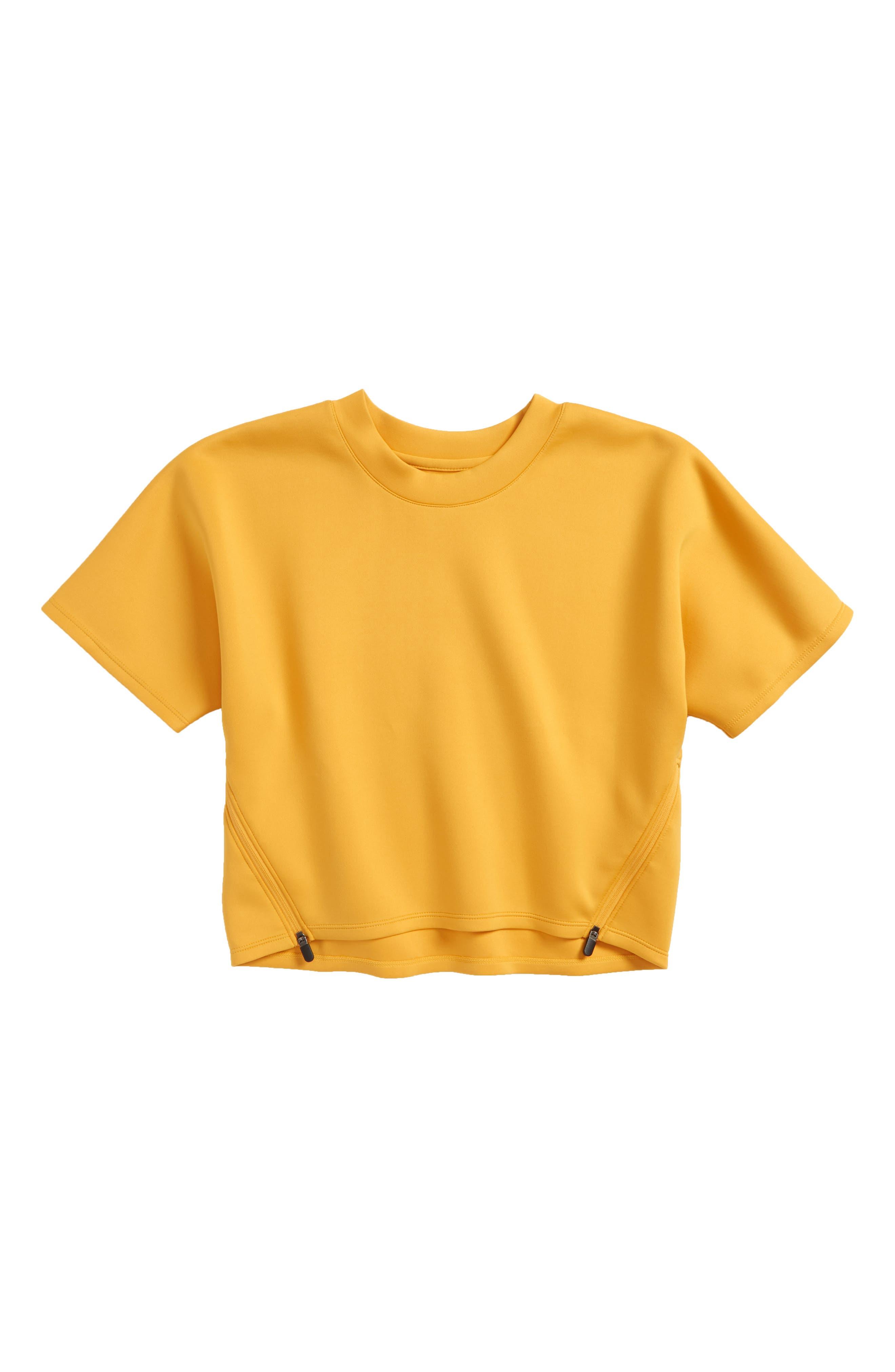 Raglan Crop Top,                         Main,                         color, 720