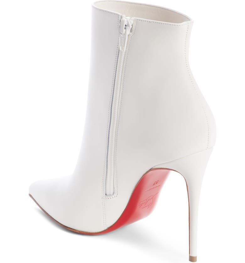 343d4941938 So Kate Pointy Toe Bootie in Snow White