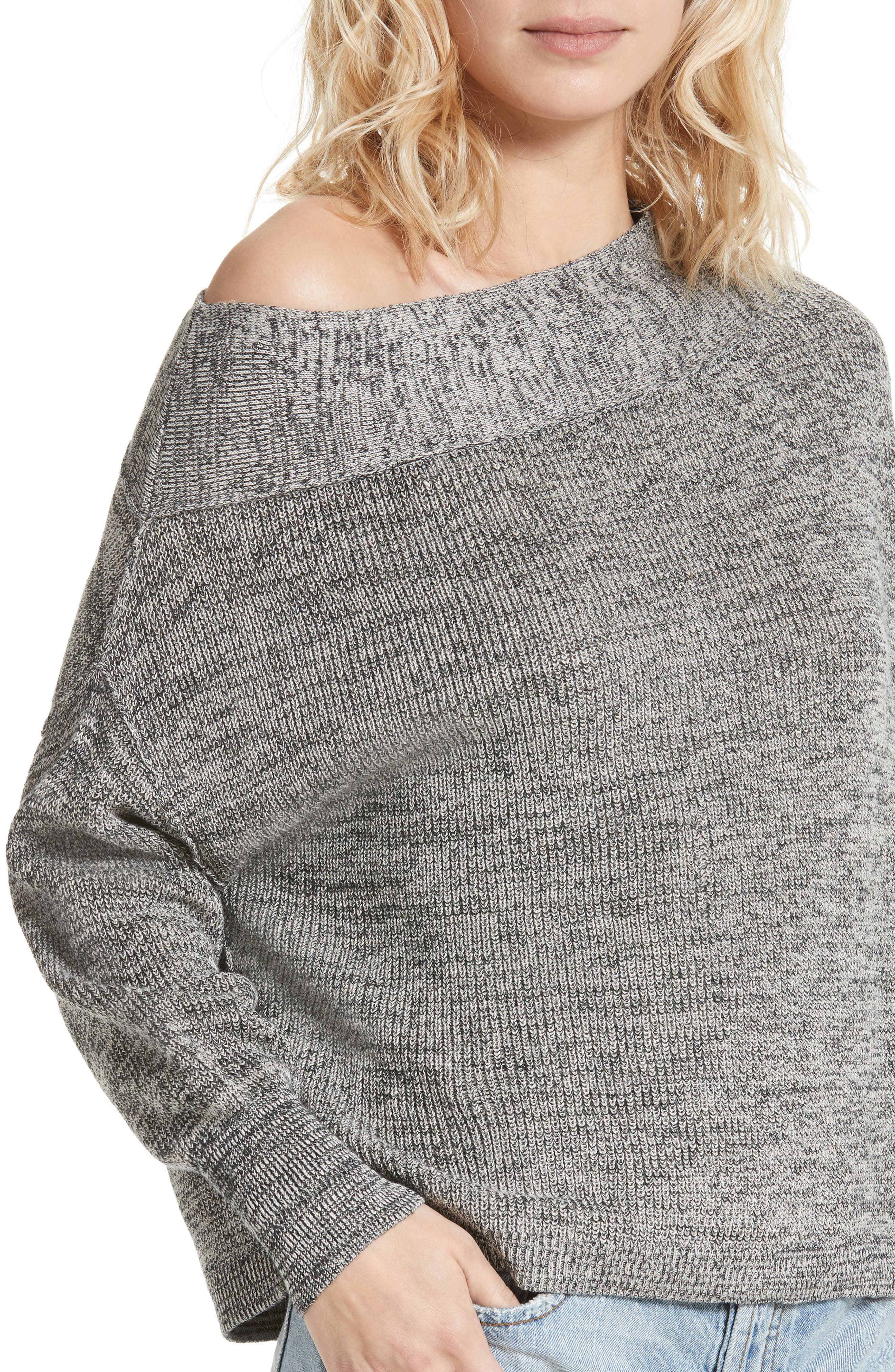 Alana Pullover Sweater,                             Alternate thumbnail 4, color,                             030