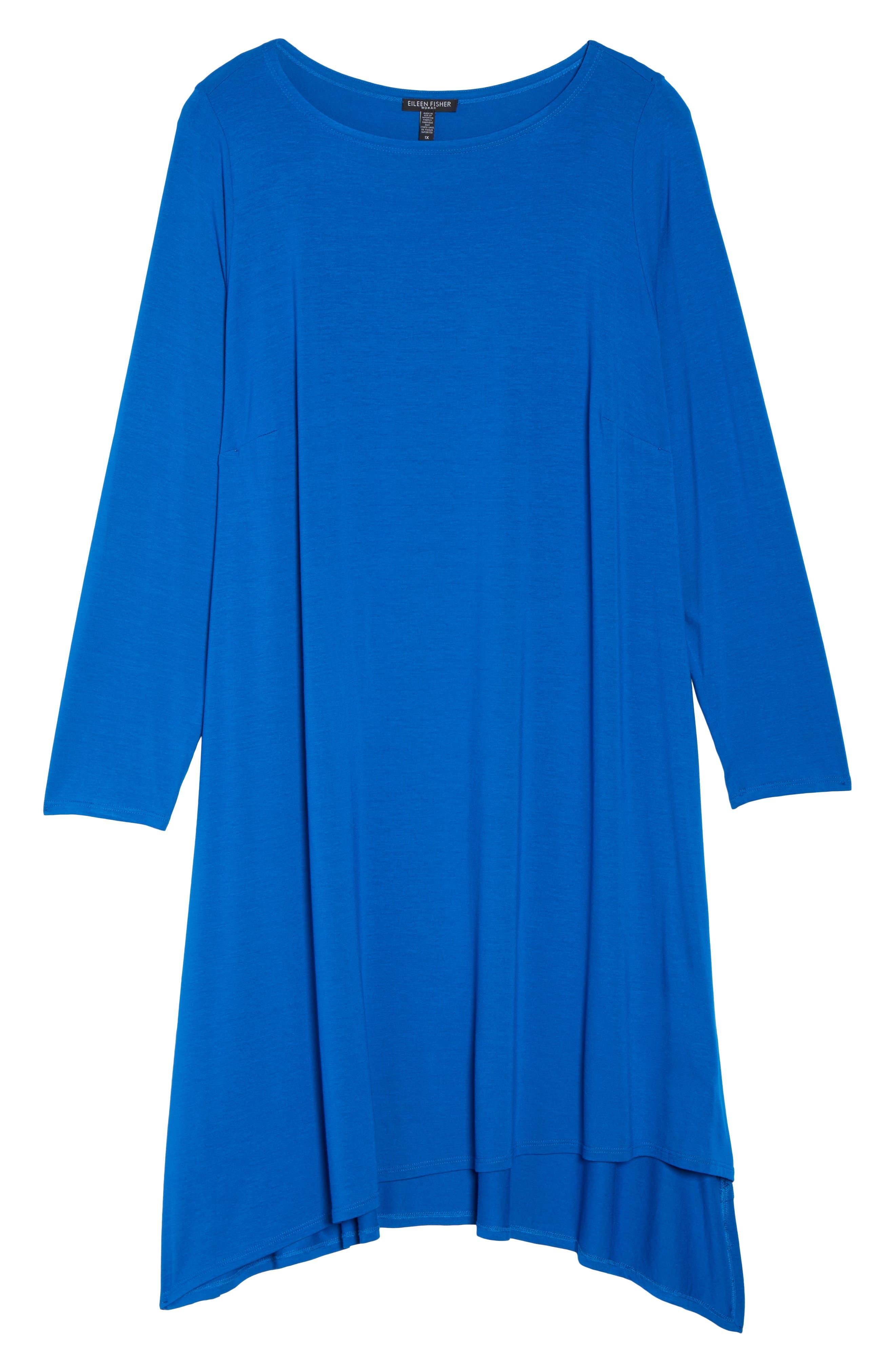 Jersey Tunic Dress,                             Alternate thumbnail 23, color,