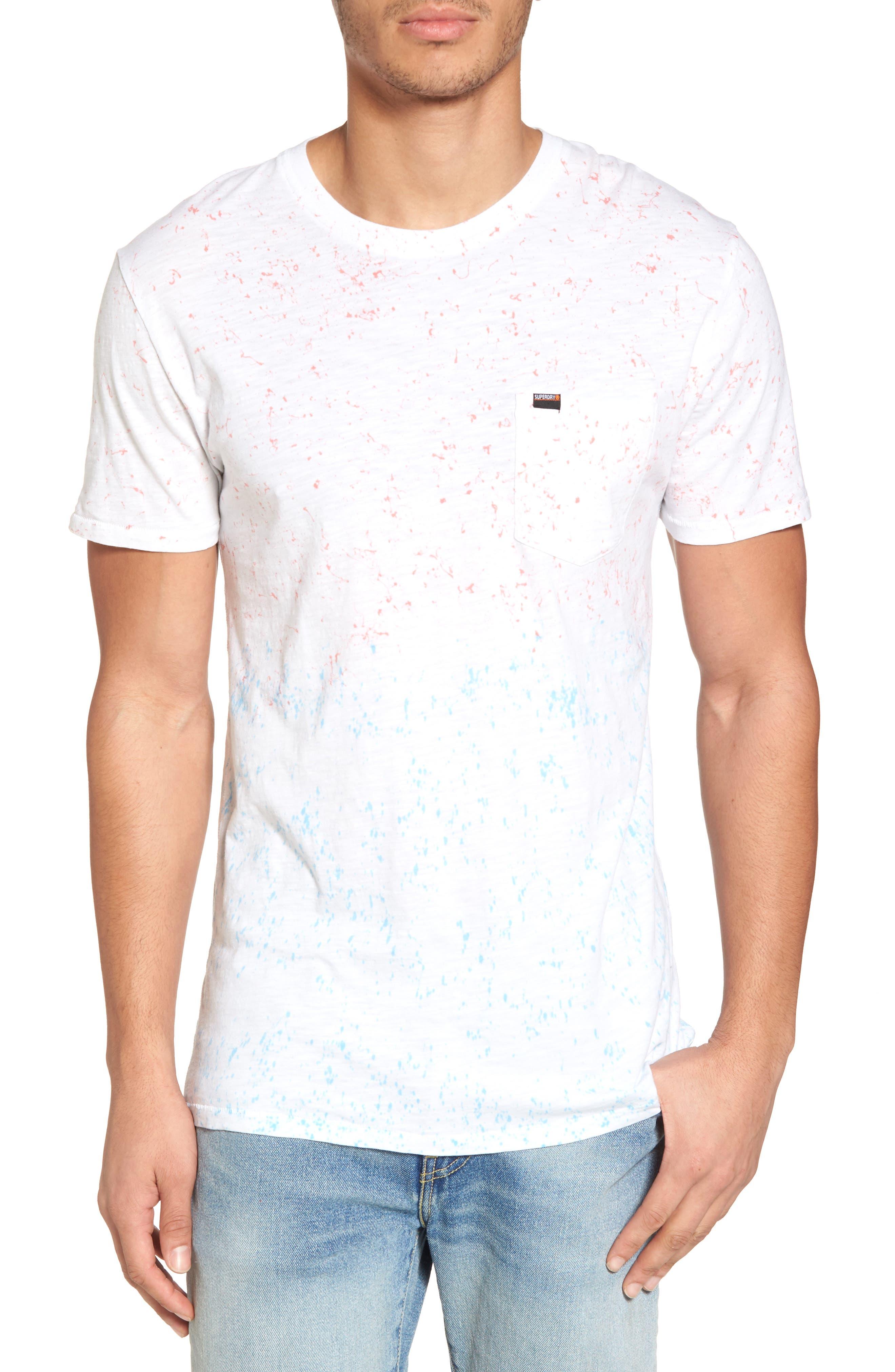 Tropics Longline T-Shirt,                             Main thumbnail 1, color,