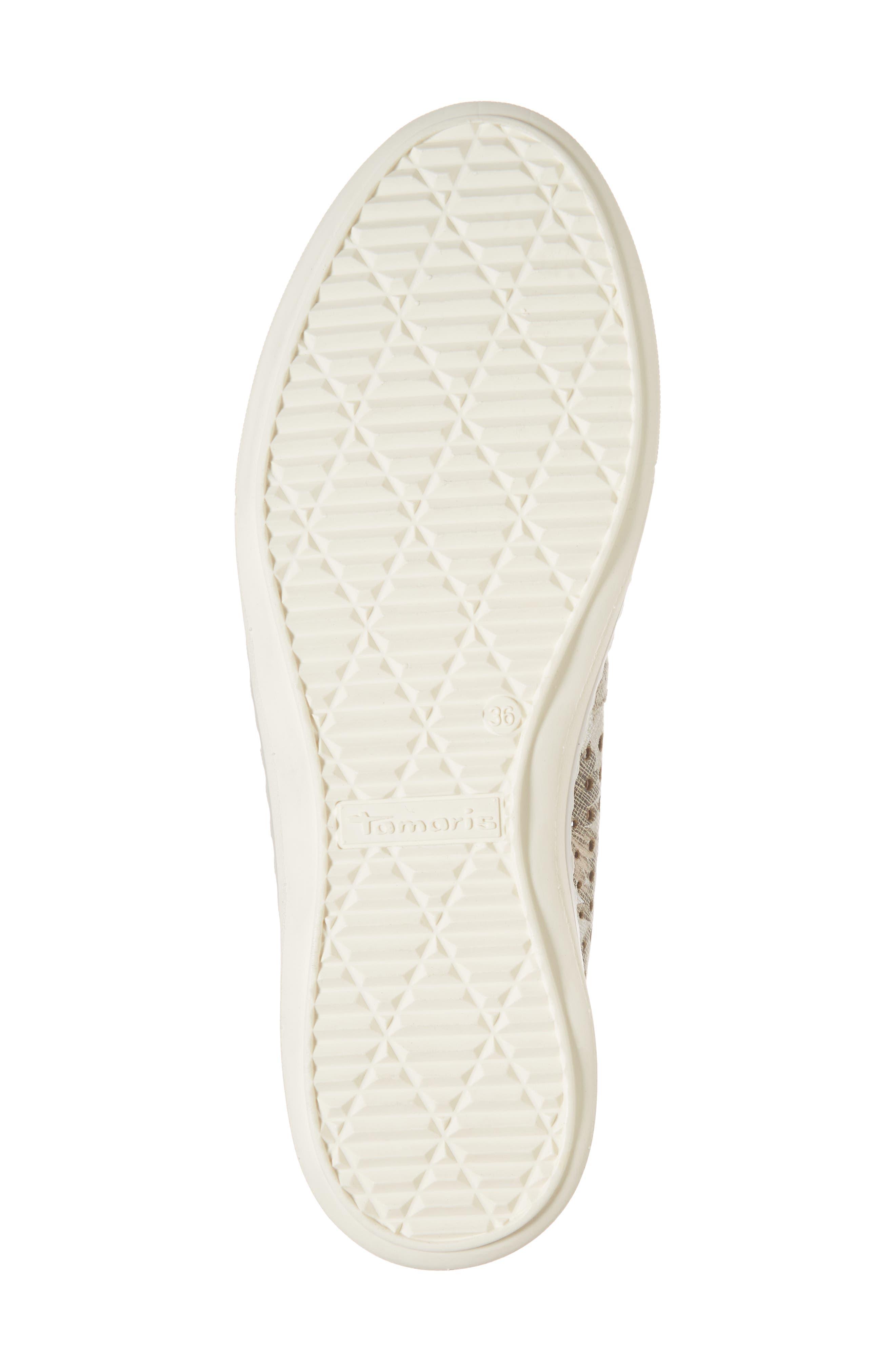 Freya Slip-On Sneaker,                             Alternate thumbnail 6, color,                             250
