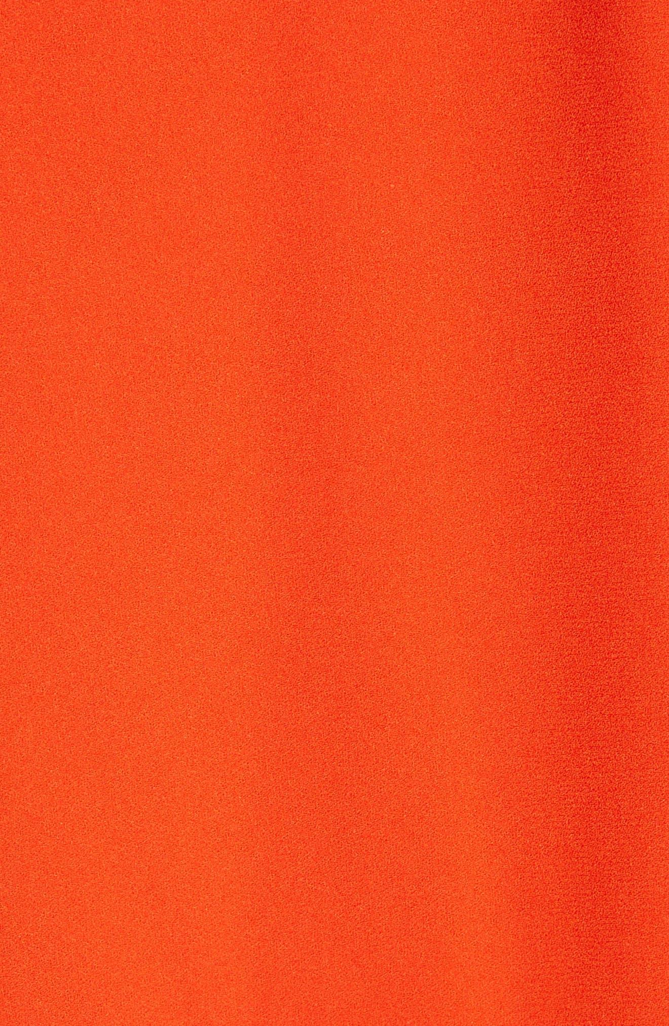 Shontae One-Shoulder Maxi Dress,                             Alternate thumbnail 5, color,