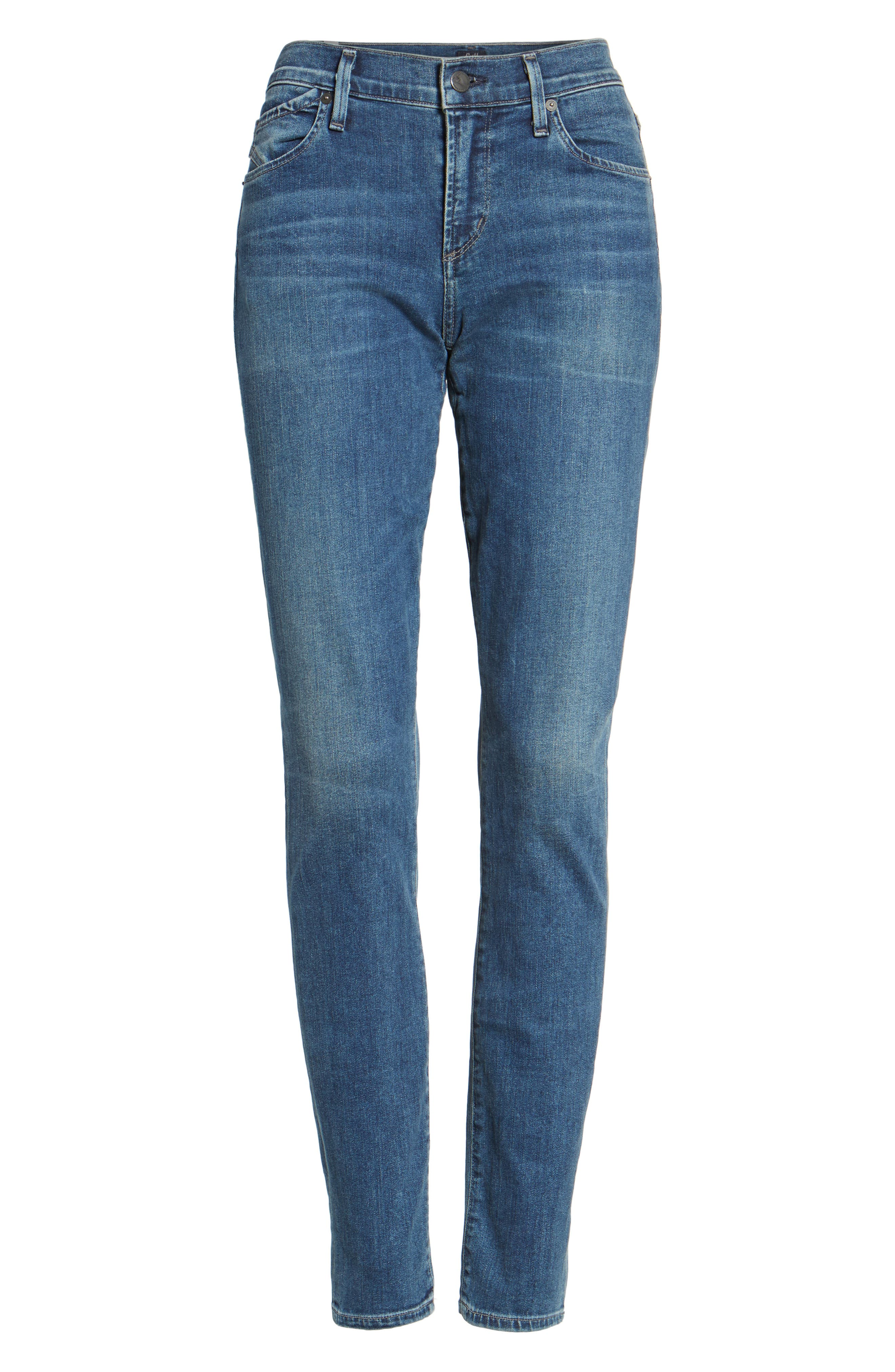 Skinny Jeans,                             Alternate thumbnail 8, color,                             400