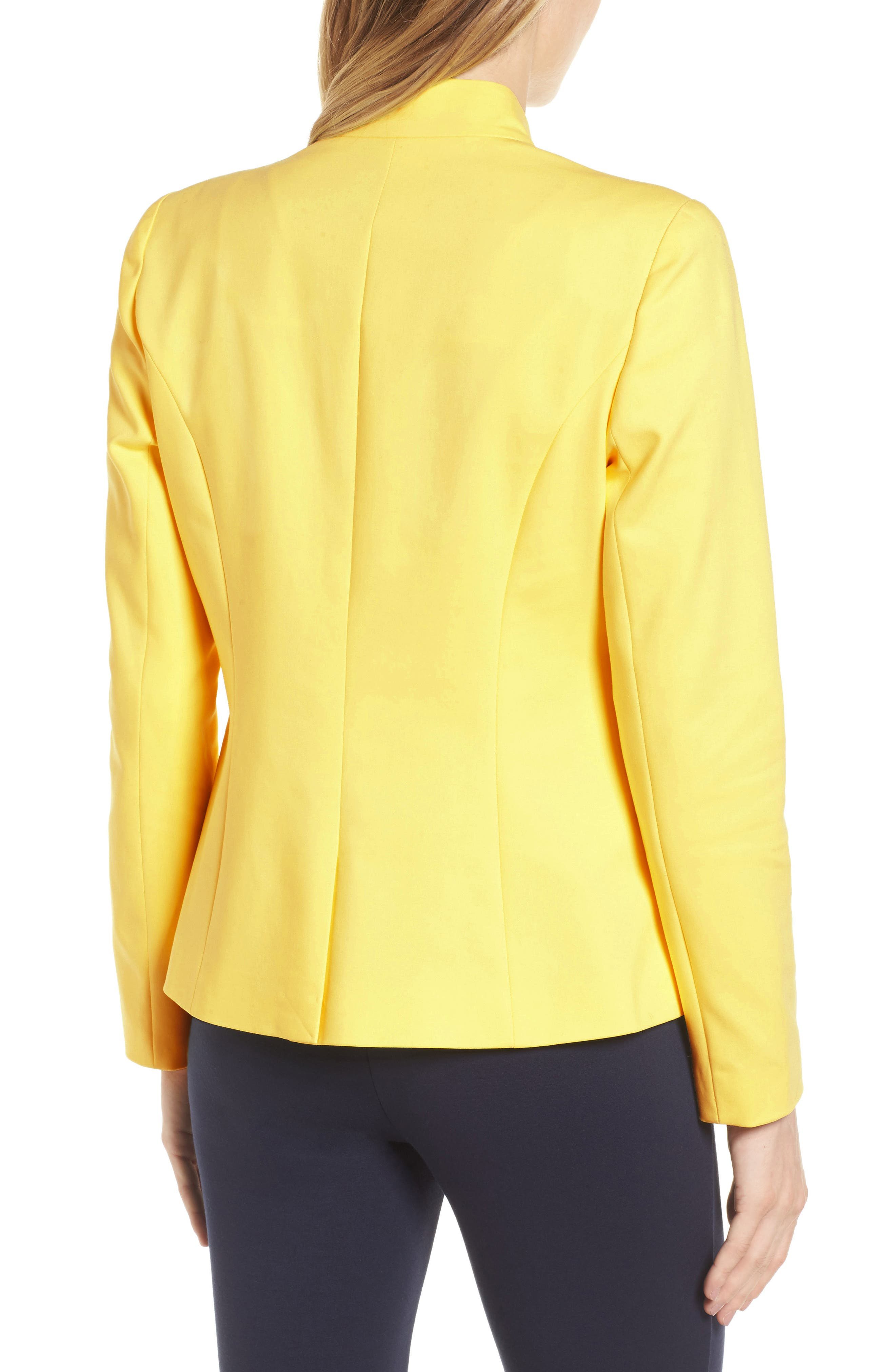 Stand Collar Jacket,                             Alternate thumbnail 2, color,                             784