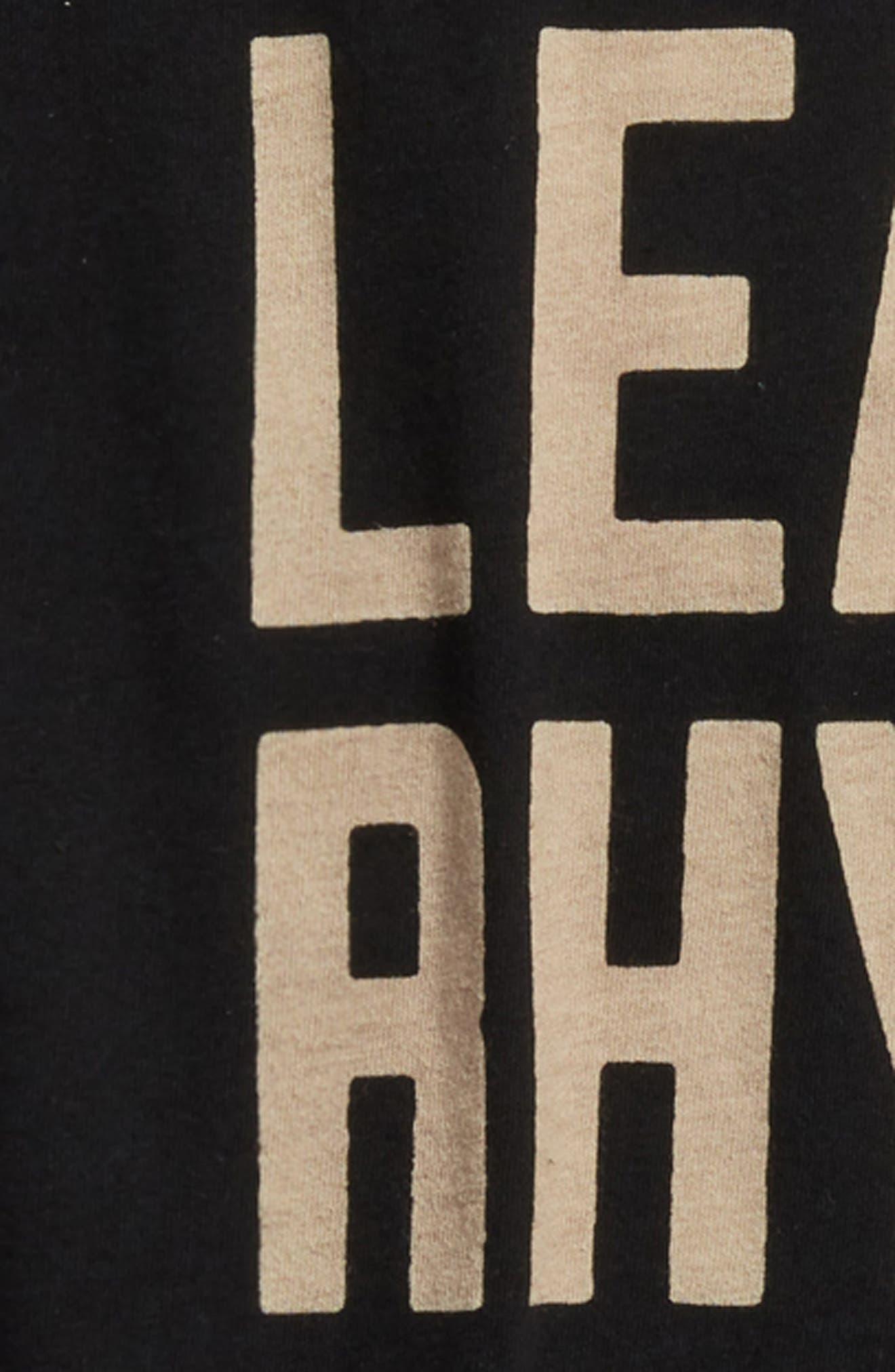 Band T-Shirt,                             Alternate thumbnail 2, color,                             BLACK