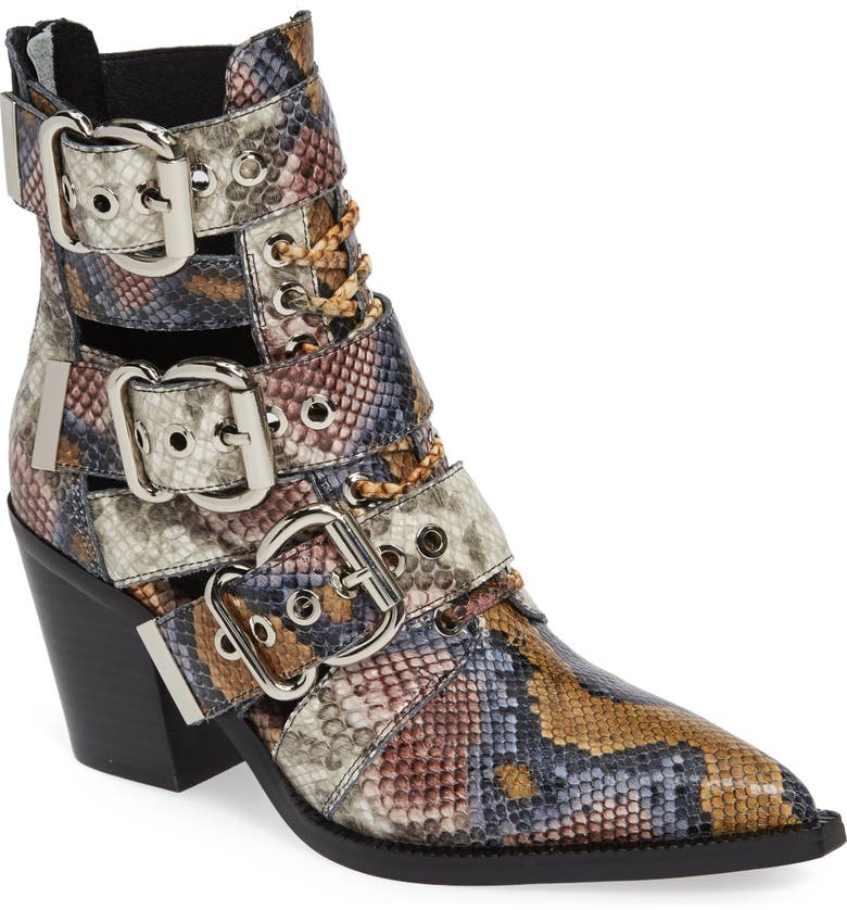 Searching for Jeffrey Campbell Caceres Bootie (Women) Good price