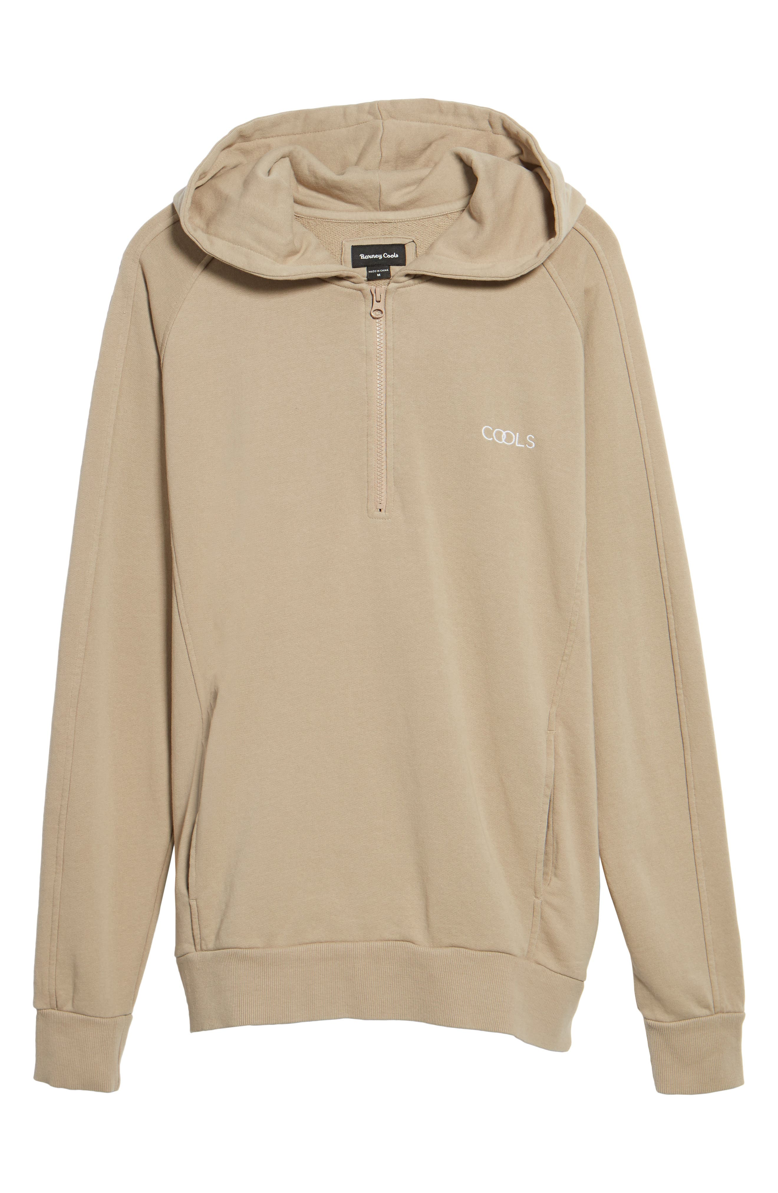 Olympic Zip Pullover Hoodie,                             Alternate thumbnail 6, color,                             260