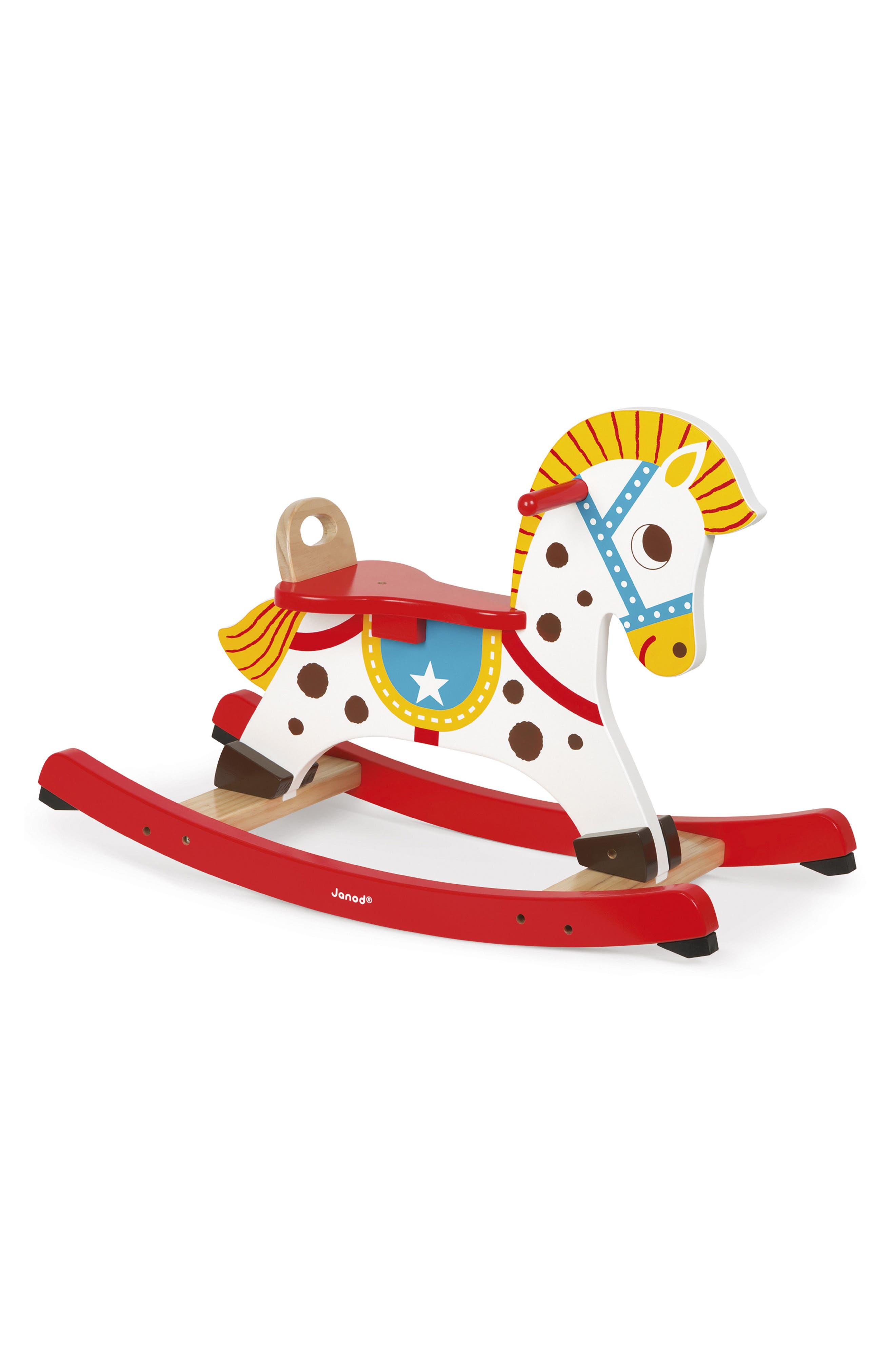 Rocking Horse,                         Main,                         color, MULTI