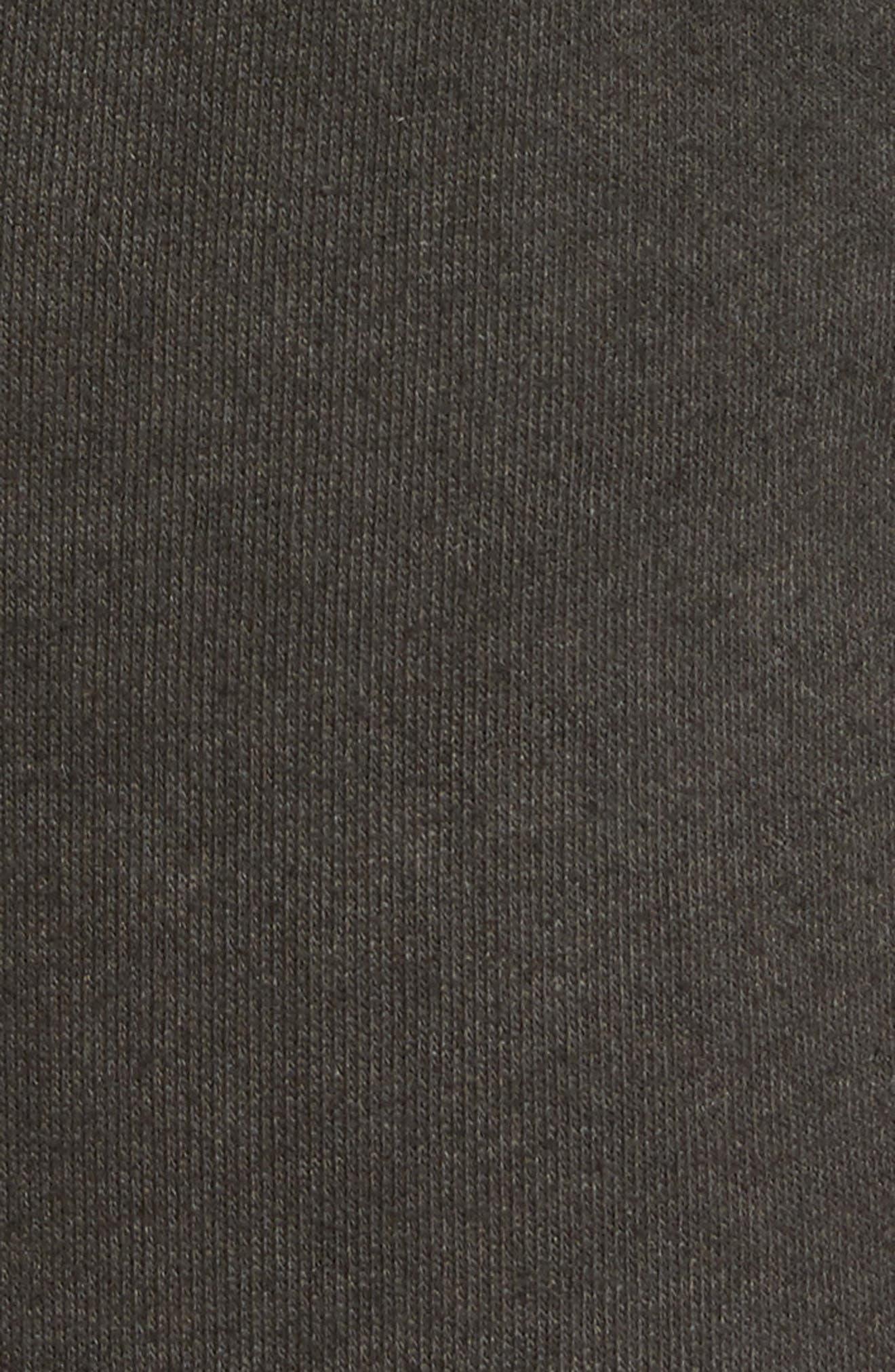 Lace-Up Sweatpants,                             Alternate thumbnail 5, color,                             006
