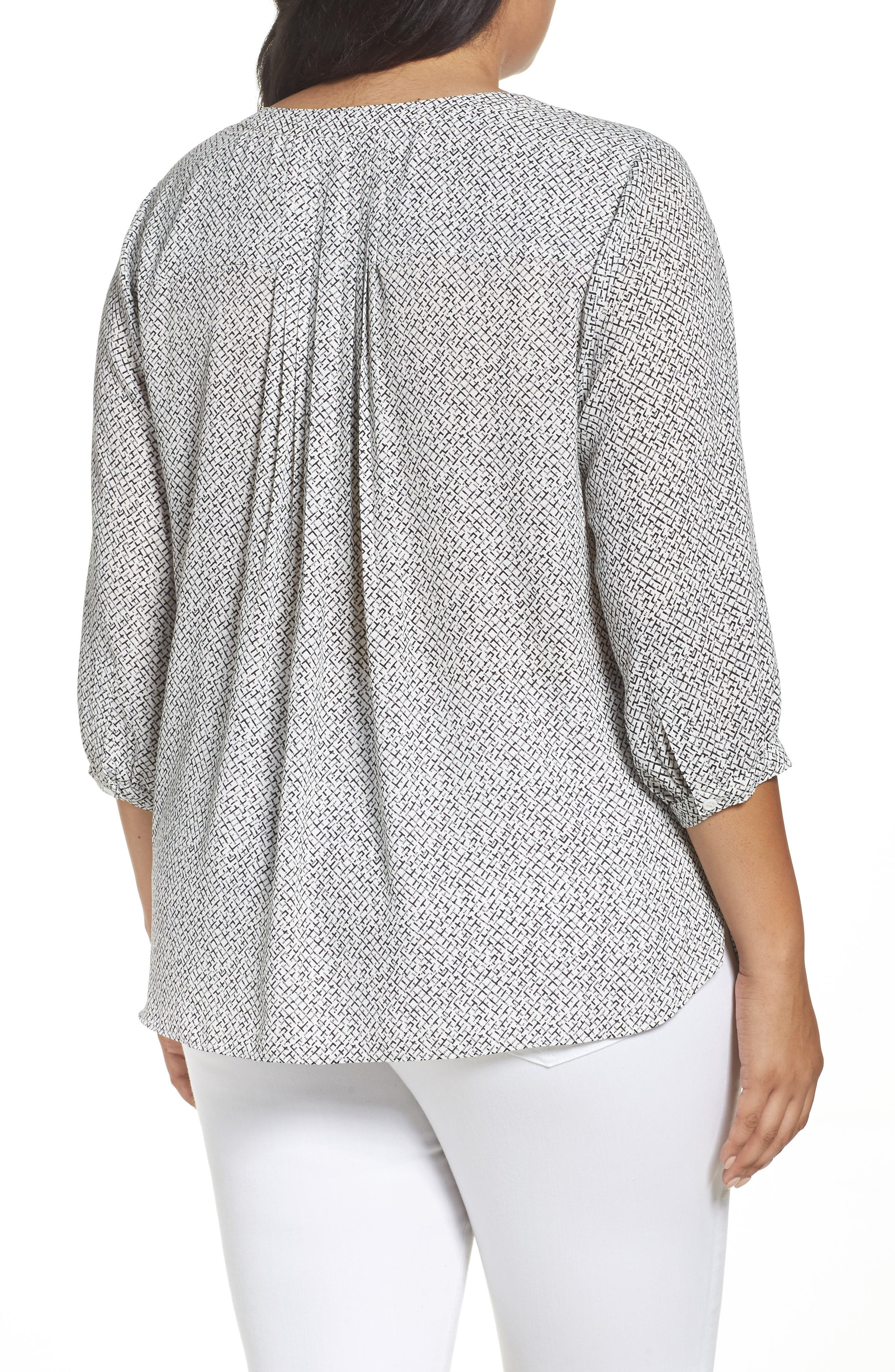 Henley Top,                             Alternate thumbnail 106, color,