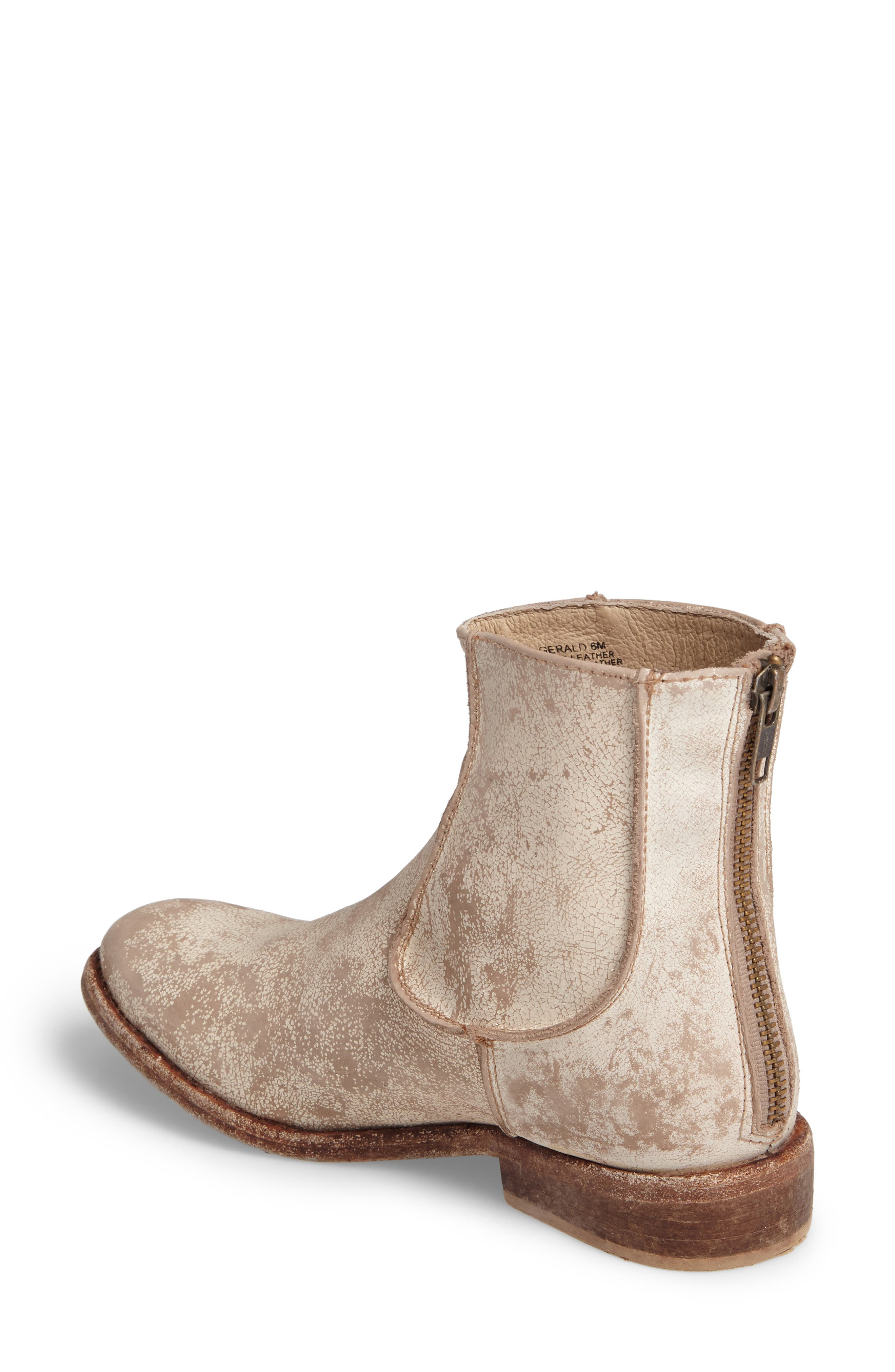 'Gerald' Distressed Bootie,                             Alternate thumbnail 5, color,