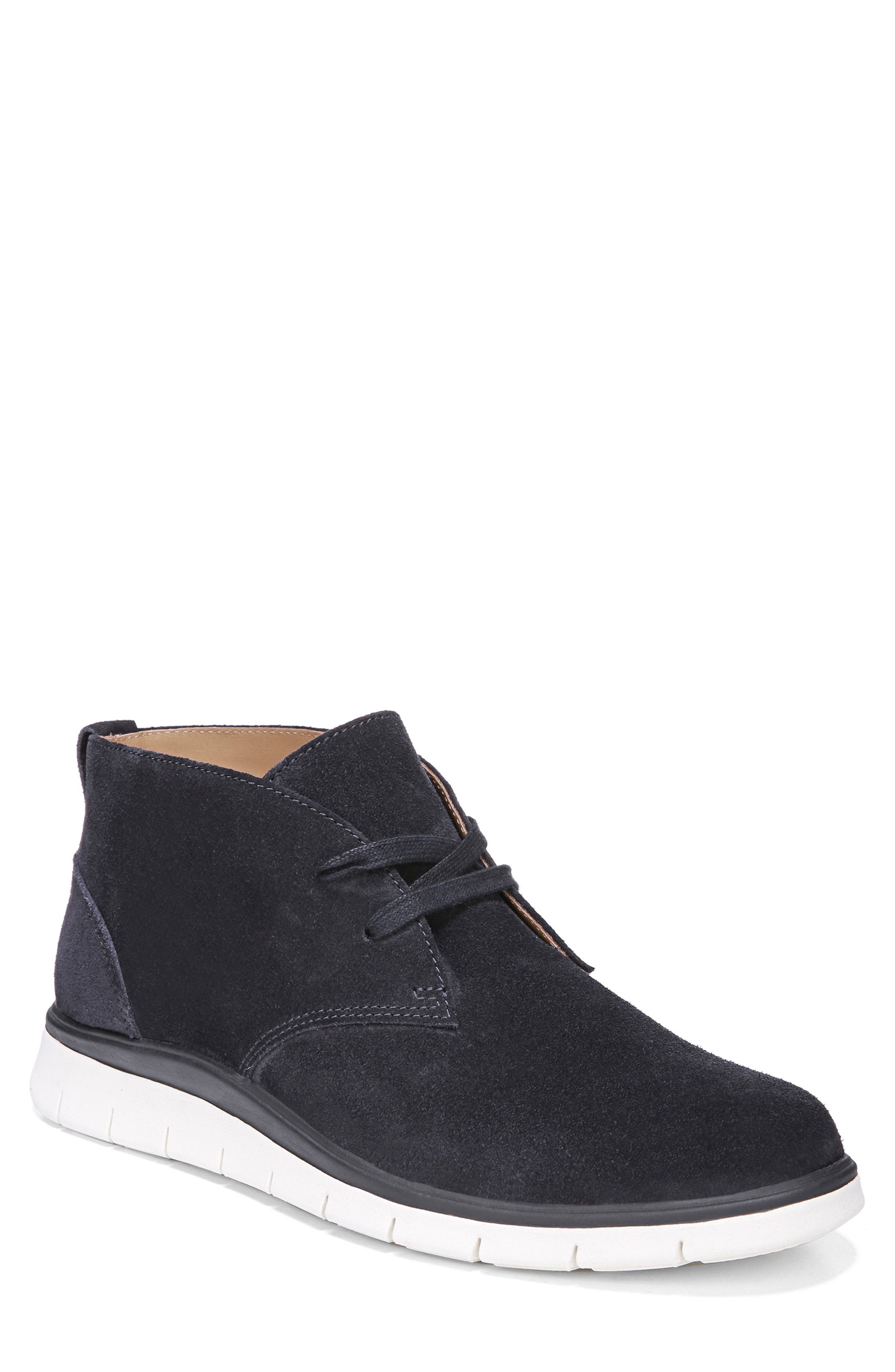 Vince Stapleton Chukka Boot- Blue