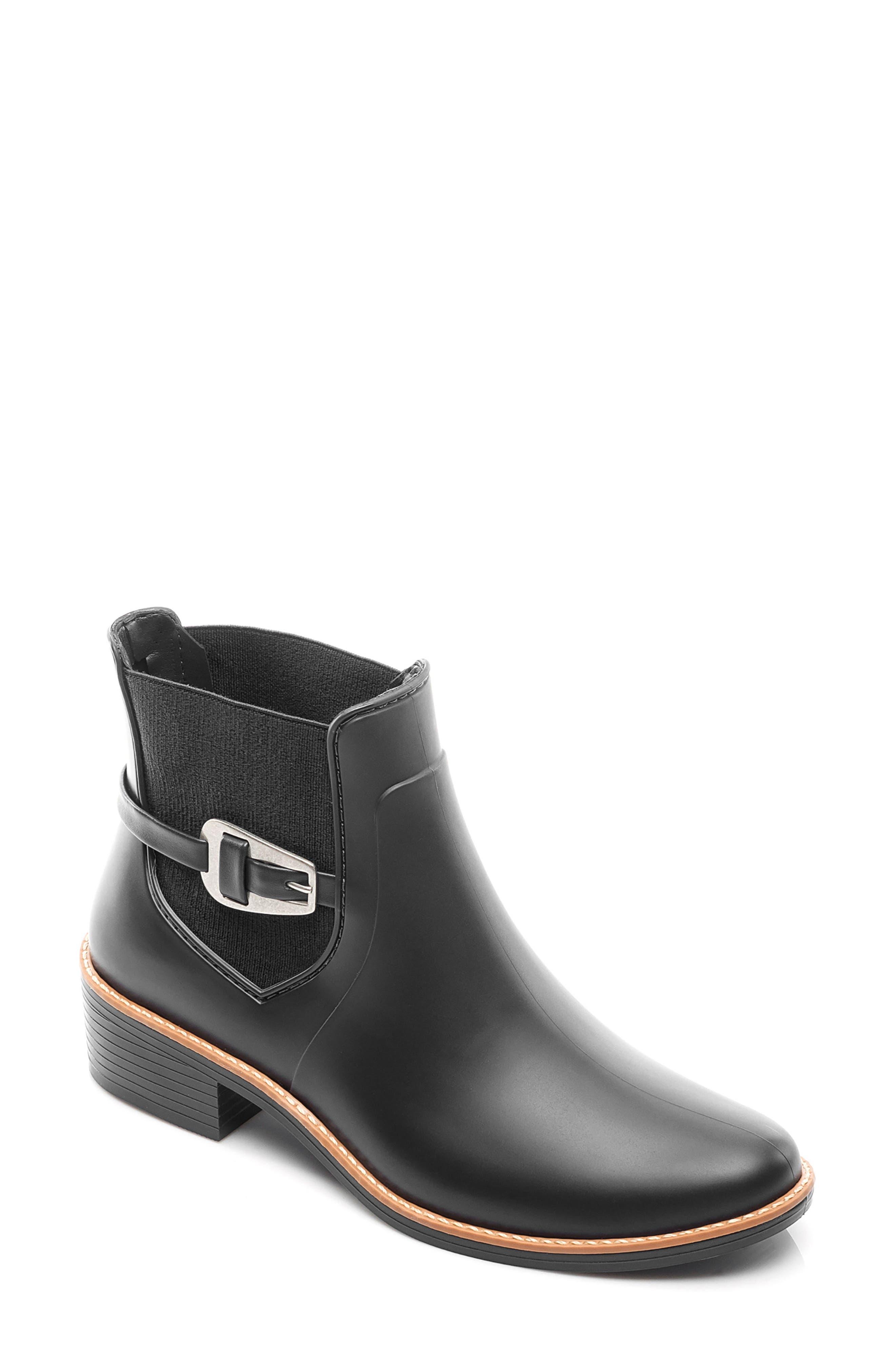 Pansie Rain Boot,                         Main,                         color, 001