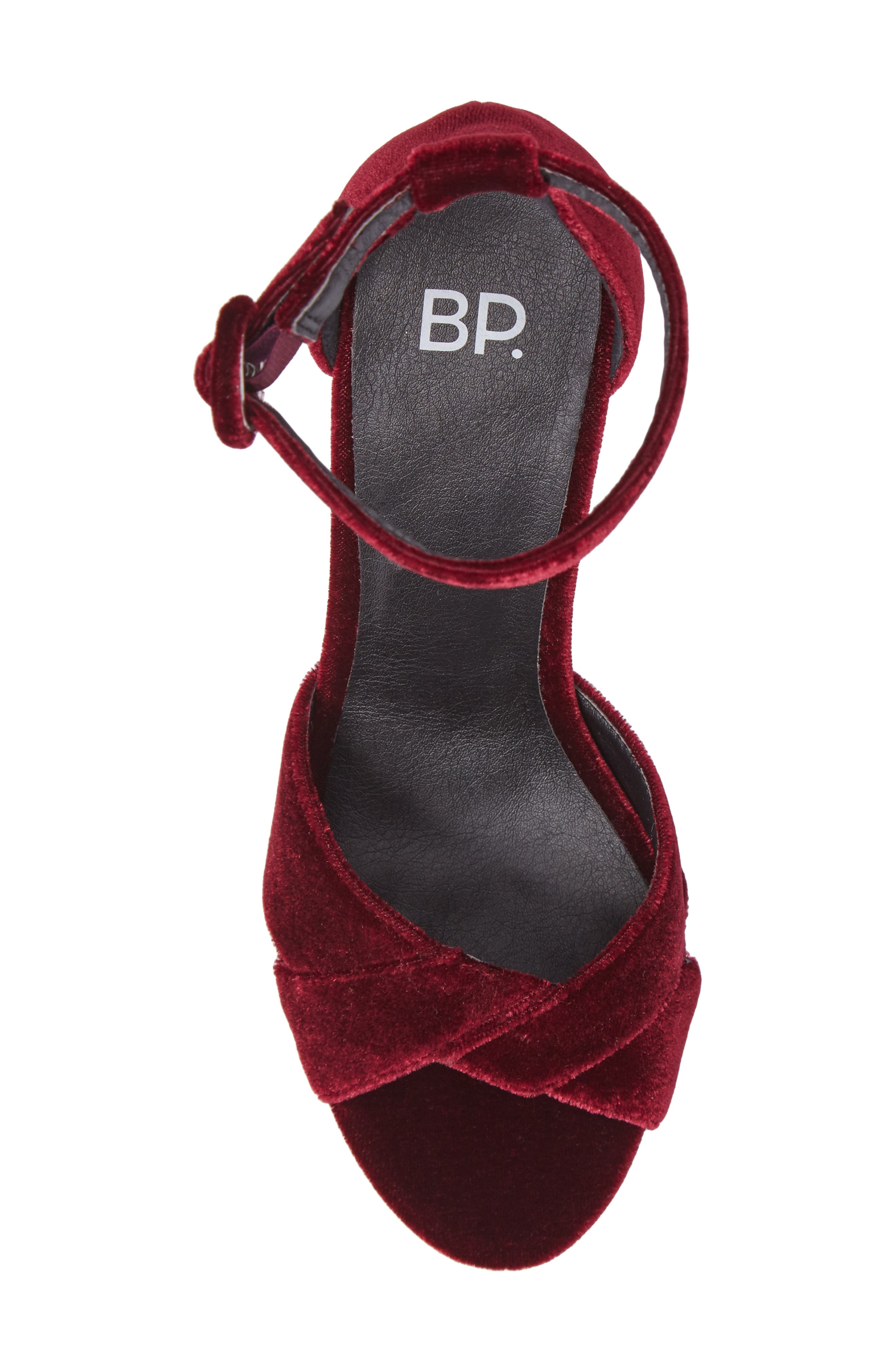 BP Casey Ankle Strap Sandal,                             Alternate thumbnail 15, color,