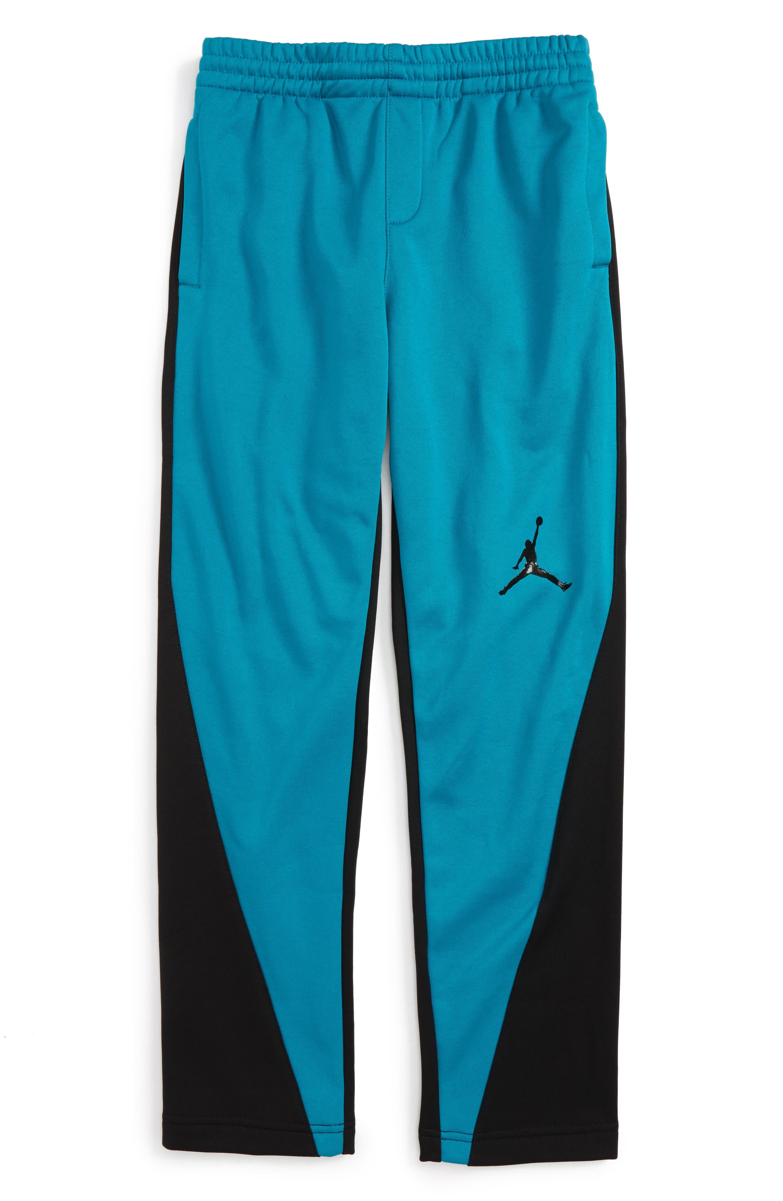 Jordan Flight Air Therma-FIT Reversible Fleece Pants,                         Main,                         color, 441