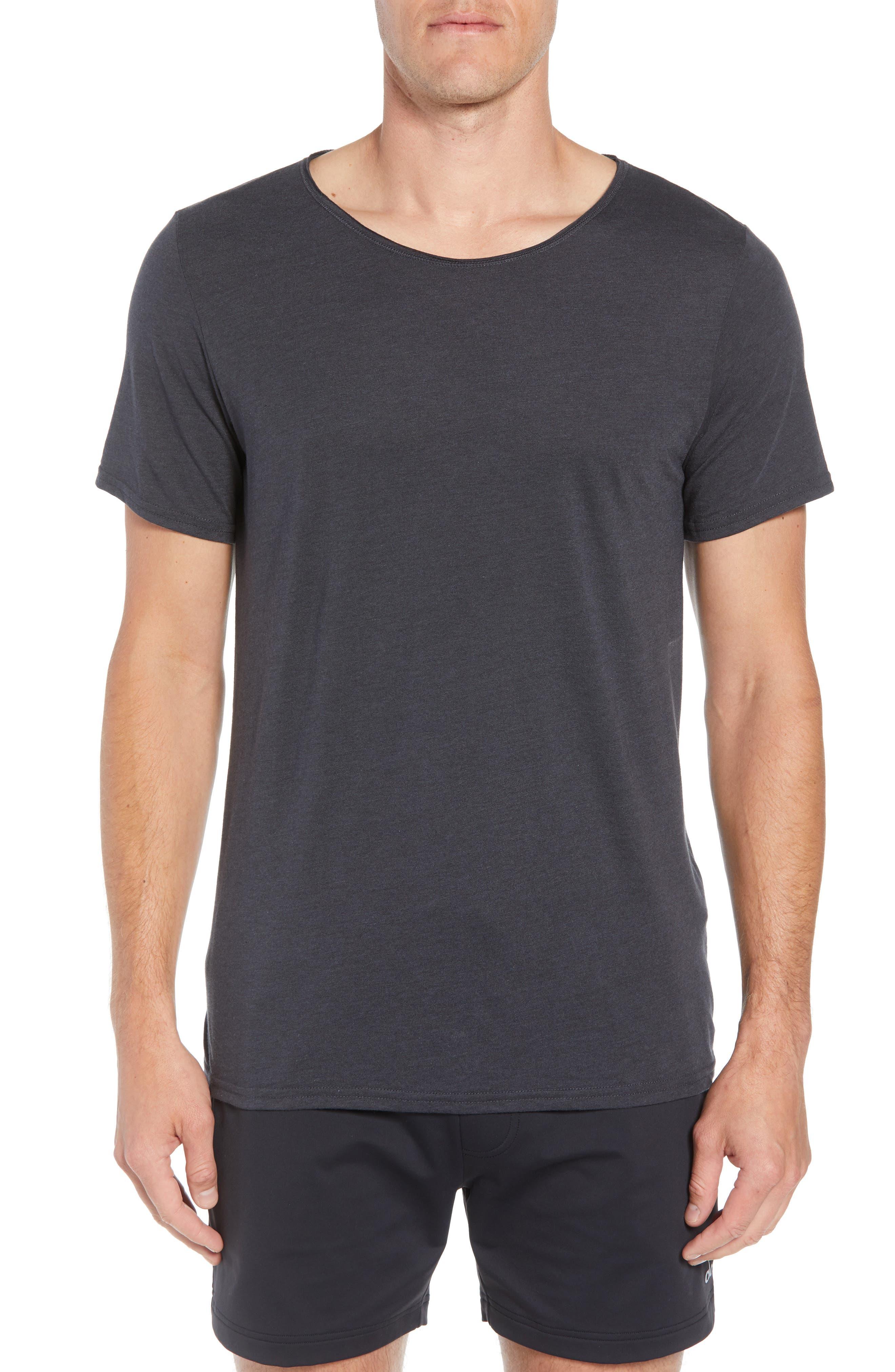 Ultimate T-Shirt,                         Main,                         color, DARK GREY TRIBLEND